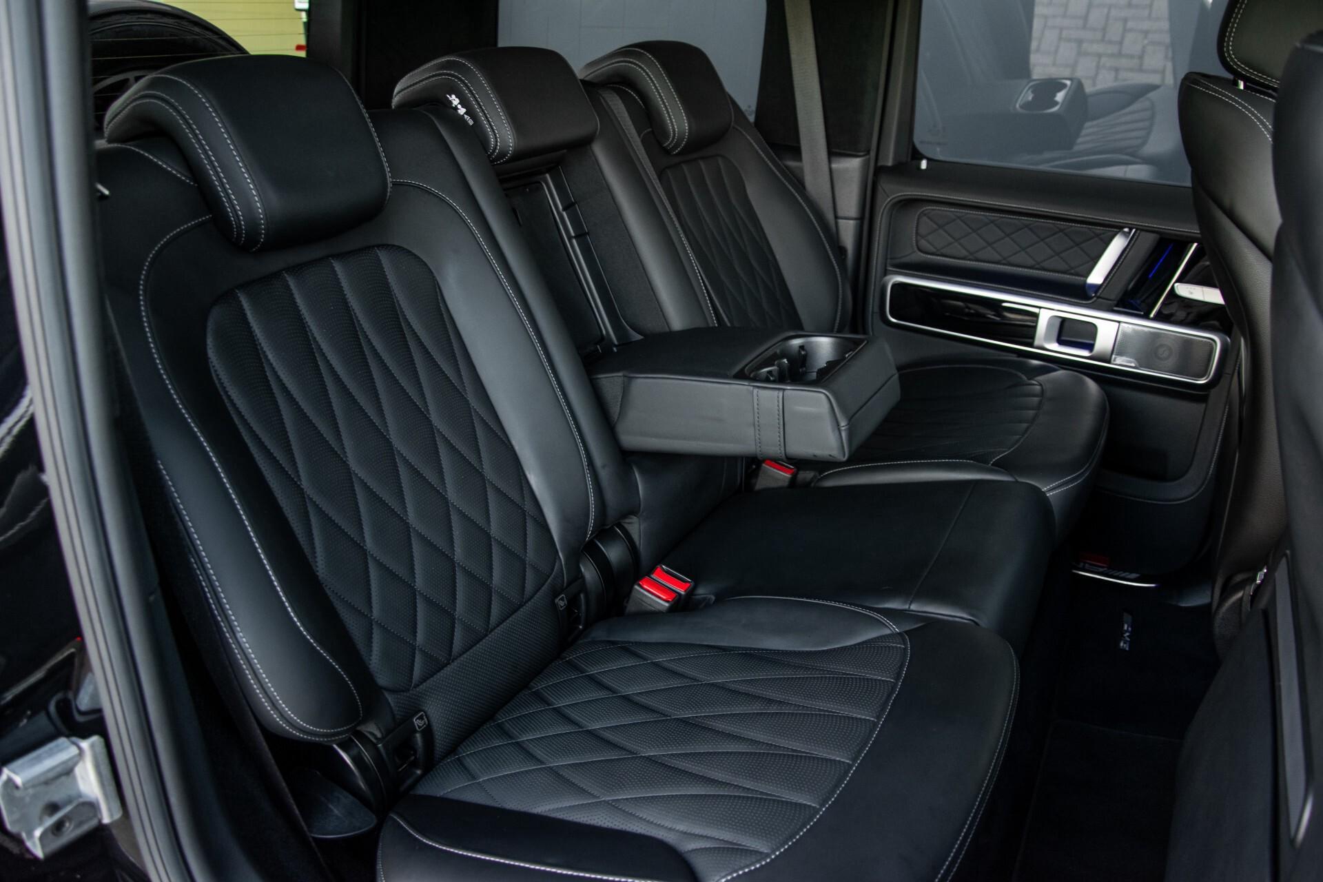 "Mercedes-Benz G-Klasse 63 AMG Night/Designo/Adaptive Cruise/Burmester/22""/Trekhaak/Massage/Exclusive Aut9 Foto 4"