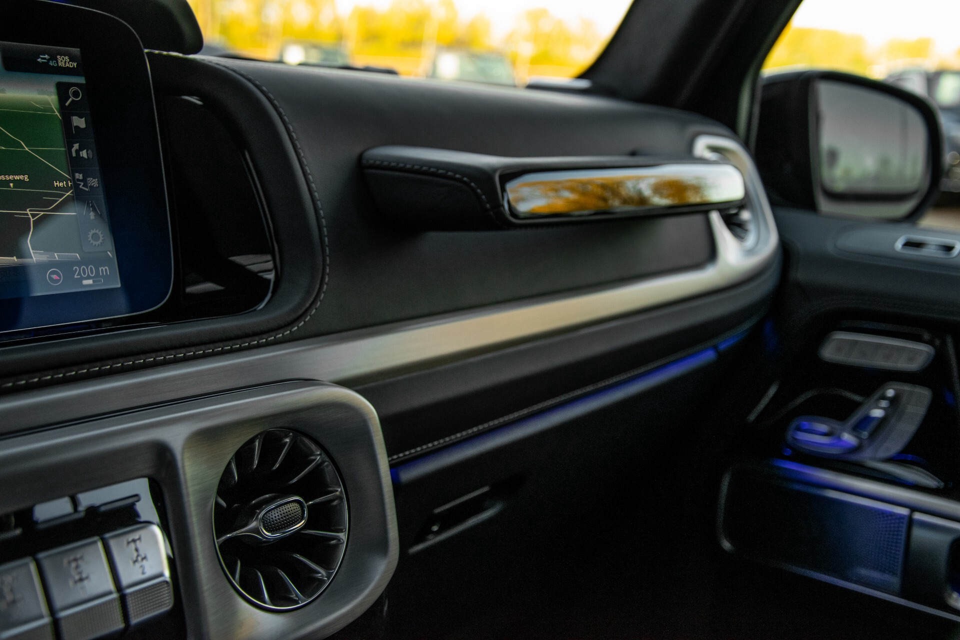 "Mercedes-Benz G-Klasse 63 AMG Night/Designo/Adaptive Cruise/Burmester/22""/Trekhaak/Massage/Exclusive Aut9 Foto 40"