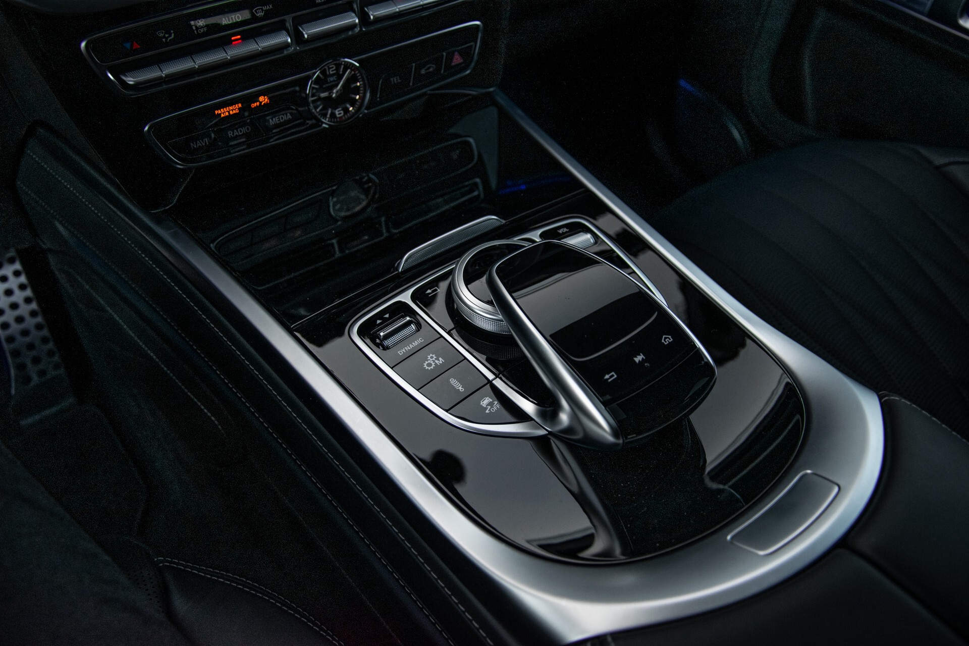 "Mercedes-Benz G-Klasse 63 AMG Night/Designo/Adaptive Cruise/Burmester/22""/Trekhaak/Massage/Exclusive Aut9 Foto 43"