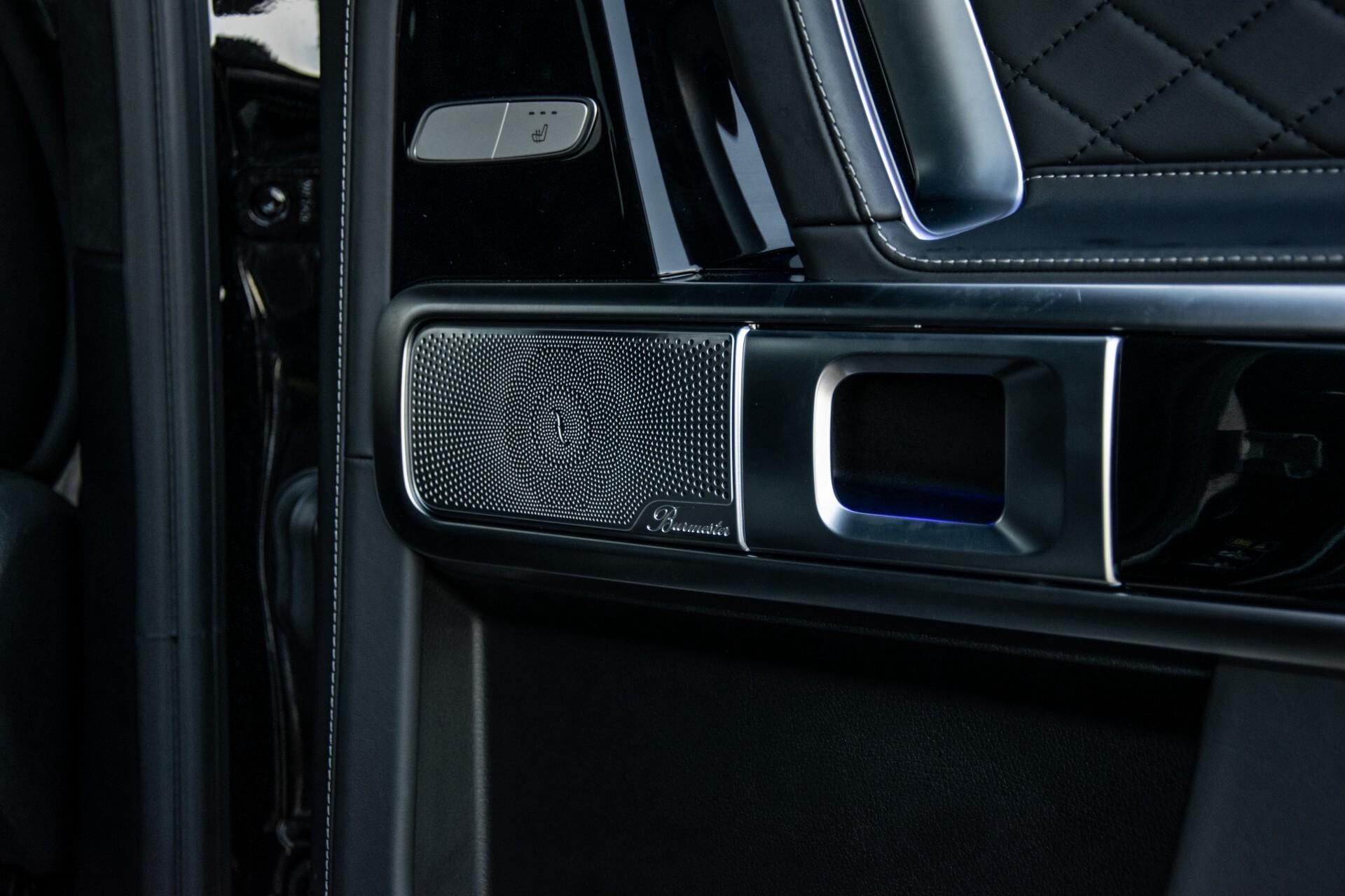 "Mercedes-Benz G-Klasse 63 AMG Night/Designo/Adaptive Cruise/Burmester/22""/Trekhaak/Massage/Exclusive Aut9 Foto 52"
