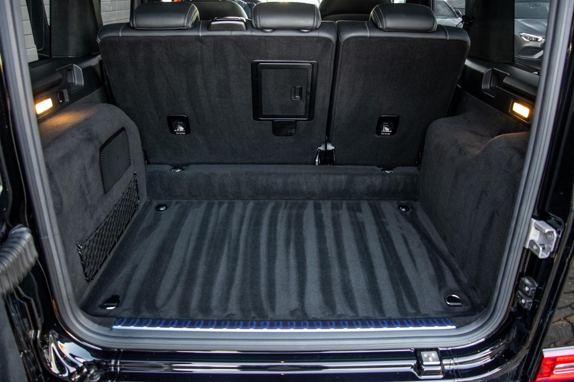 "Mercedes-Benz G-Klasse 63 AMG Night/Designo/Adaptive Cruise/Burmester/22""/Trekhaak/Massage/Exclusive Aut9 Foto 55"