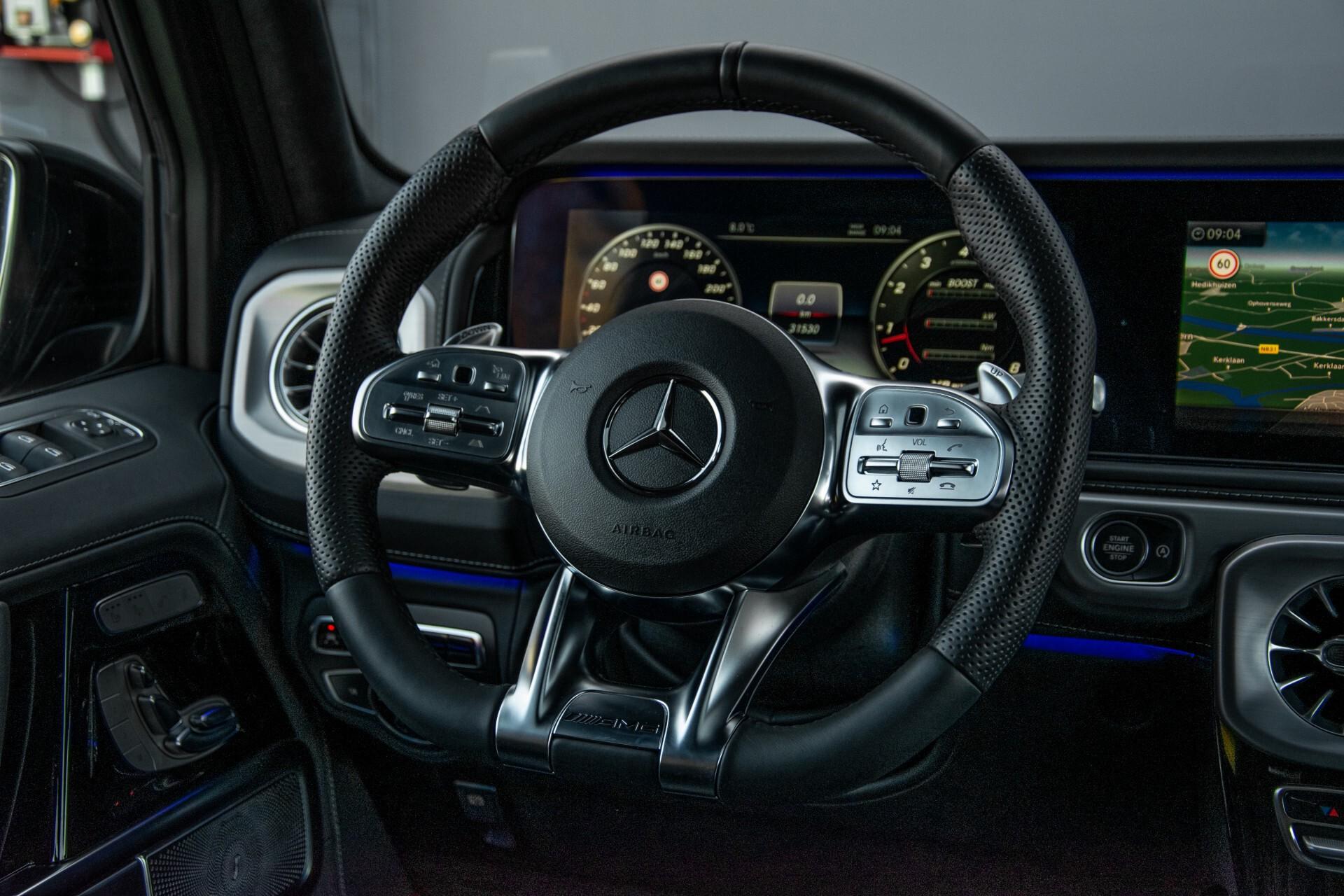 "Mercedes-Benz G-Klasse 63 AMG Night/Designo/Adaptive Cruise/Burmester/22""/Trekhaak/Massage/Exclusive Aut9 Foto 7"