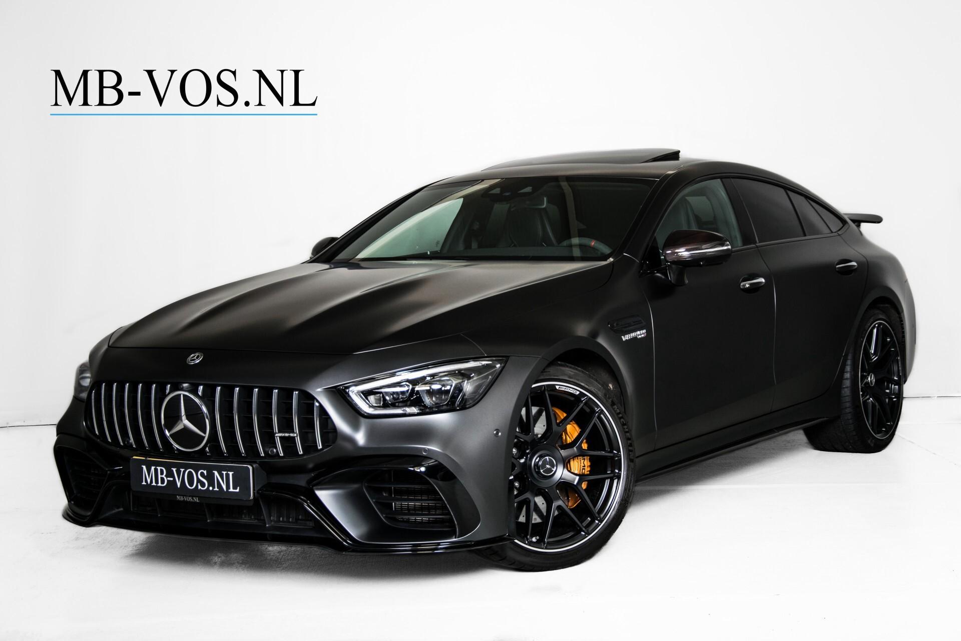 Mercedes-Benz AMG GT 4-Door Coupe 63 S 4M+ Keramisch/Full Carbon/Aerodynamica/Burmester 3D/TV/Performance stoelen/Standkachel Aut9 Foto 1