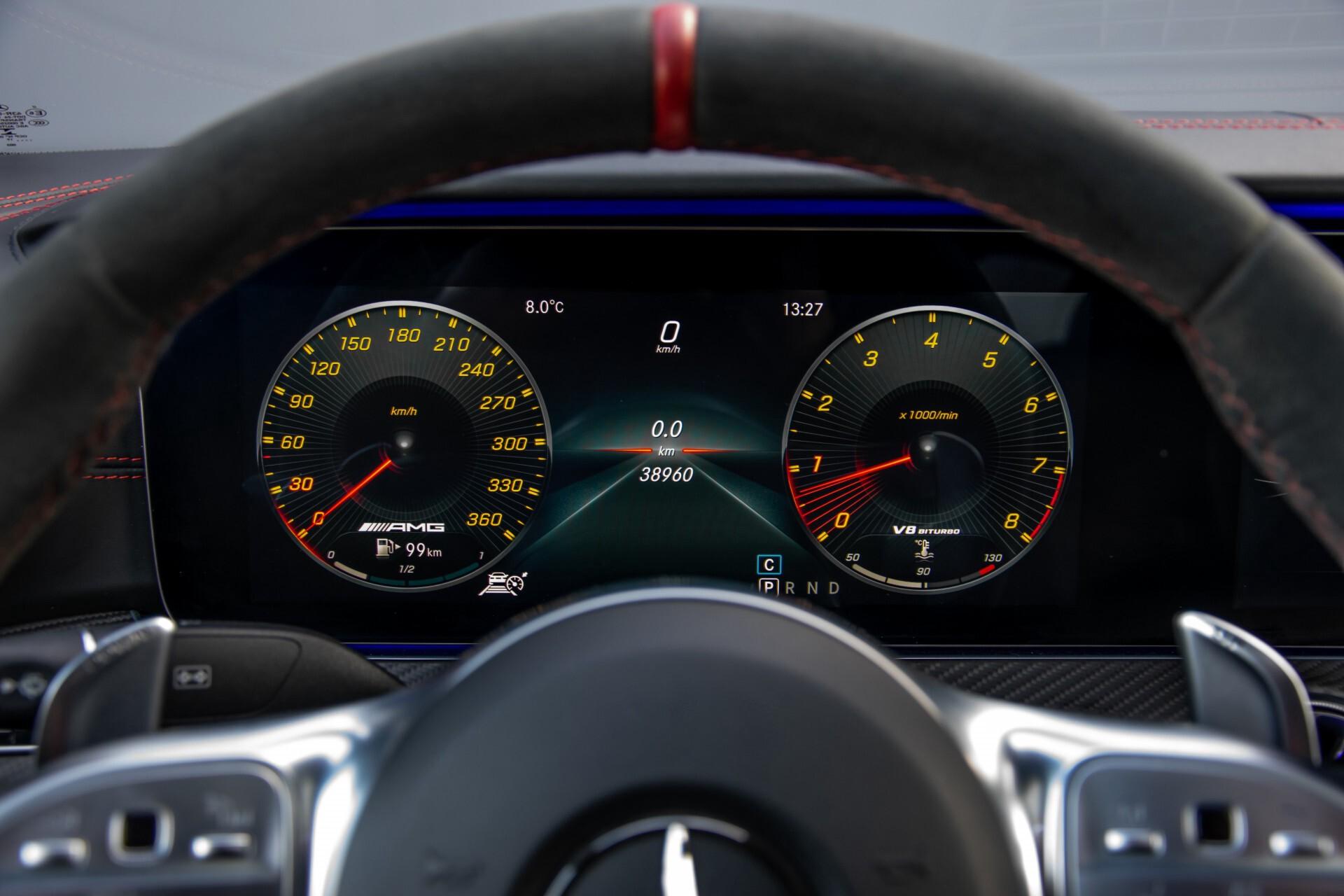 Mercedes-Benz AMG GT 4-Door Coupe 63 S 4M+ Keramisch/Full Carbon/Aerodynamica/Burmester 3D/TV/Performance stoelen/Standkachel Aut9 Foto 13