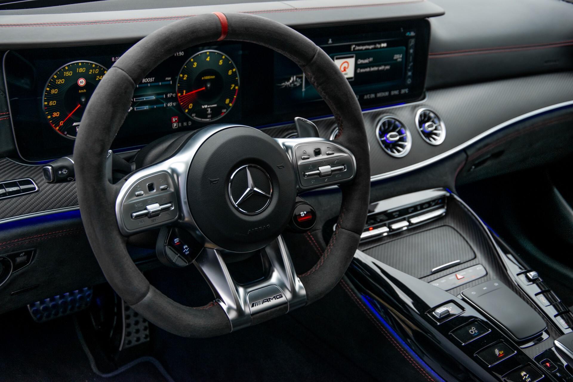 Mercedes-Benz AMG GT 4-Door Coupe 63 S 4M+ Keramisch/Full Carbon/Aerodynamica/Burmester 3D/TV/Performance stoelen/Standkachel Aut9 Foto 18