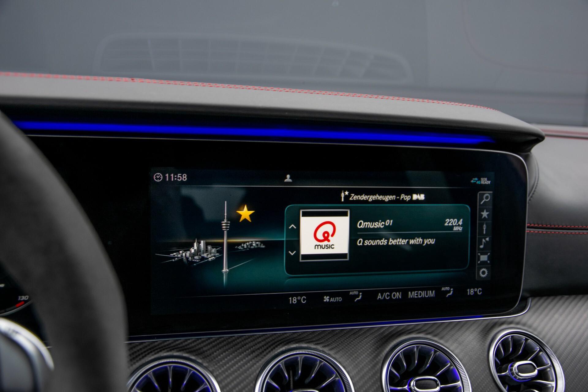 Mercedes-Benz AMG GT 4-Door Coupe 63 S 4M+ Keramisch/Full Carbon/Aerodynamica/Burmester 3D/TV/Performance stoelen/Standkachel Aut9 Foto 19