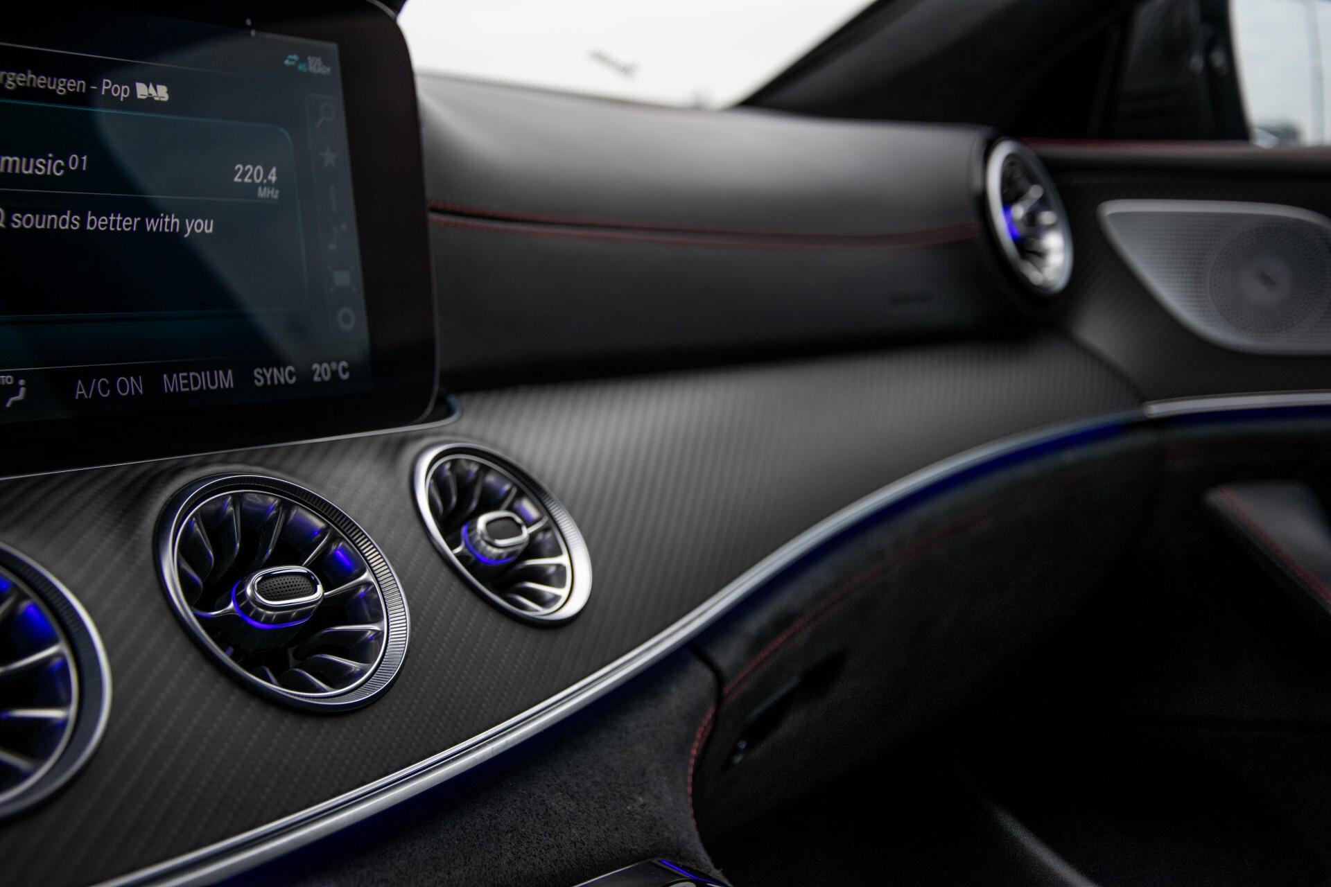 Mercedes-Benz AMG GT 4-Door Coupe 63 S 4M+ Keramisch/Full Carbon/Aerodynamica/Burmester 3D/TV/Performance stoelen/Standkachel Aut9 Foto 20