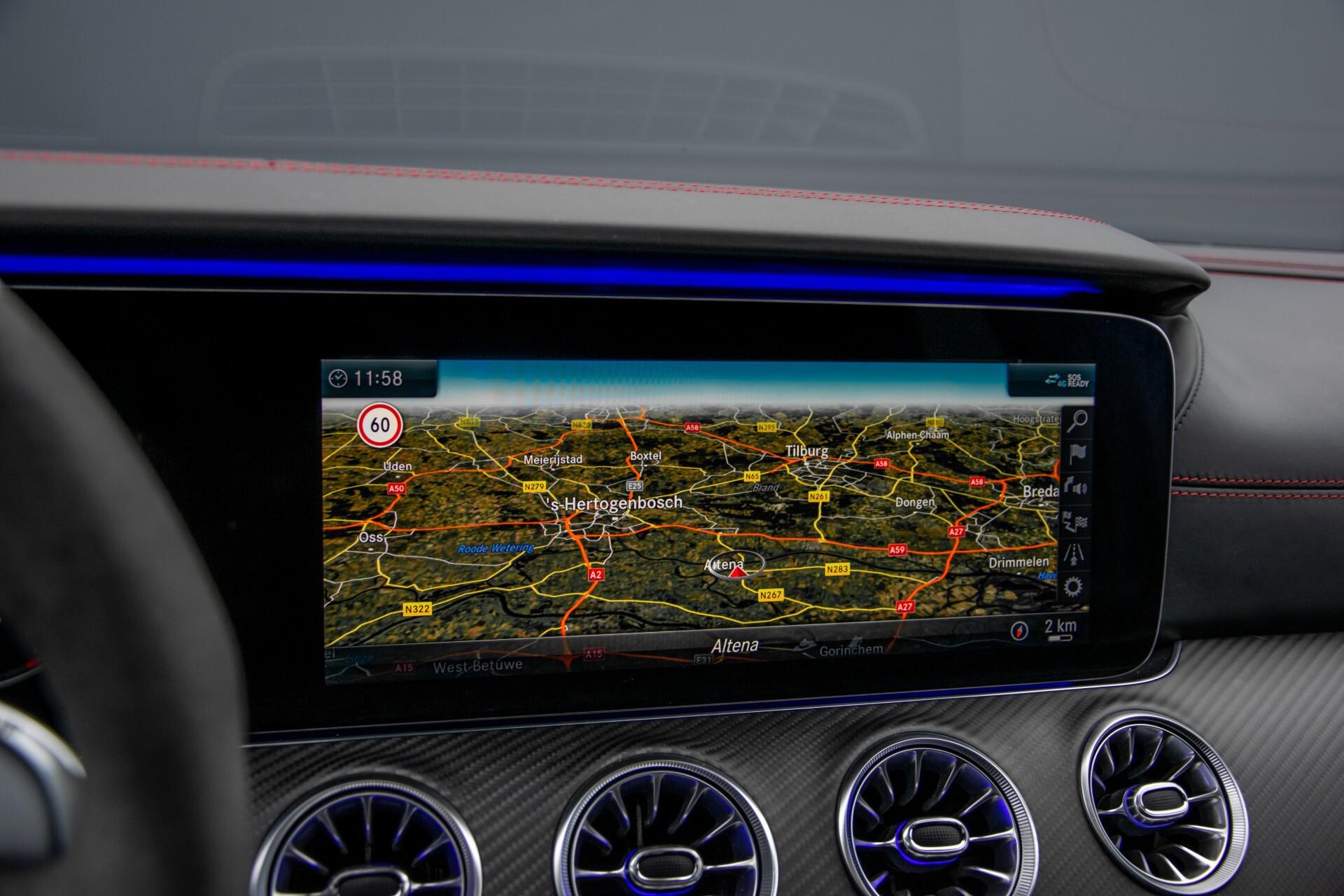 Mercedes-Benz AMG GT 4-Door Coupe 63 S 4M+ Keramisch/Full Carbon/Aerodynamica/Burmester 3D/TV/Performance stoelen/Standkachel Aut9 Foto 21