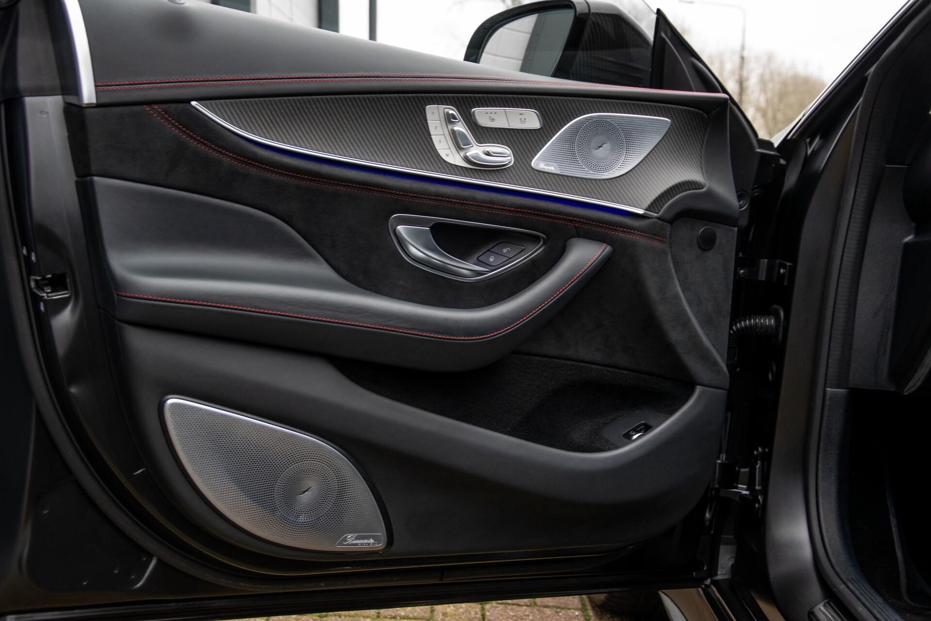 Mercedes-Benz AMG GT 4-Door Coupe 63 S 4M+ Keramisch/Full Carbon/Aerodynamica/Burmester 3D/TV/Performance stoelen/Standkachel Aut9 Foto 22