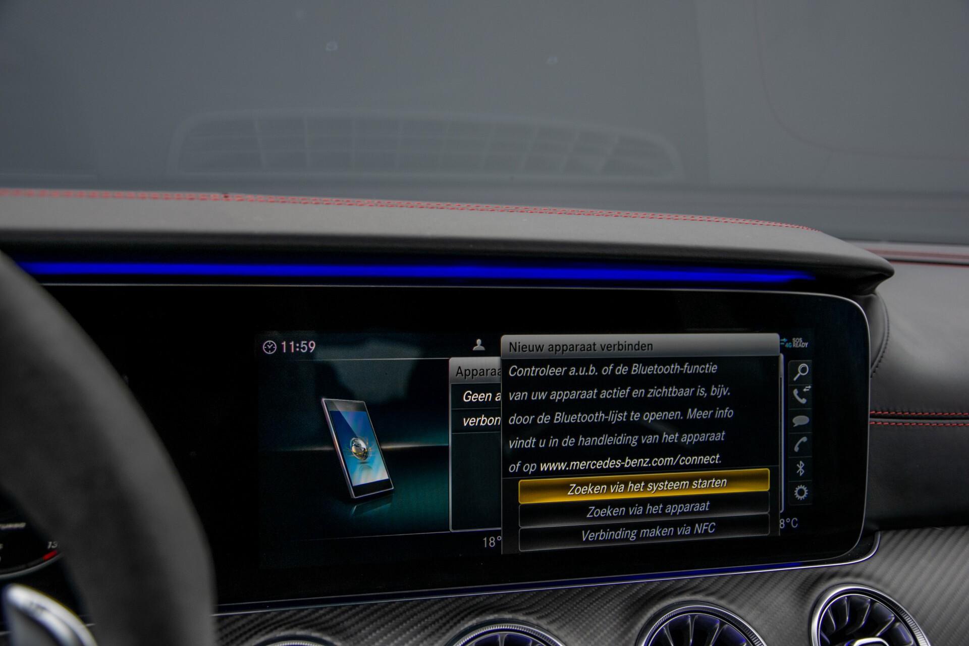 Mercedes-Benz AMG GT 4-Door Coupe 63 S 4M+ Keramisch/Full Carbon/Aerodynamica/Burmester 3D/TV/Performance stoelen/Standkachel Aut9 Foto 25