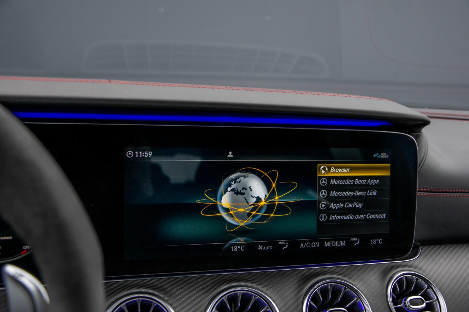 Mercedes-Benz AMG GT 4-Door Coupe 63 S 4M+ Keramisch/Full Carbon/Aerodynamica/Burmester 3D/TV/Performance stoelen/Standkachel Aut9 Foto 27