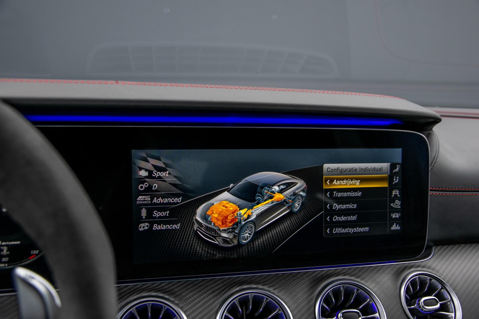 Mercedes-Benz AMG GT 4-Door Coupe 63 S 4M+ Keramisch/Full Carbon/Aerodynamica/Burmester 3D/TV/Performance stoelen/Standkachel Aut9 Foto 29