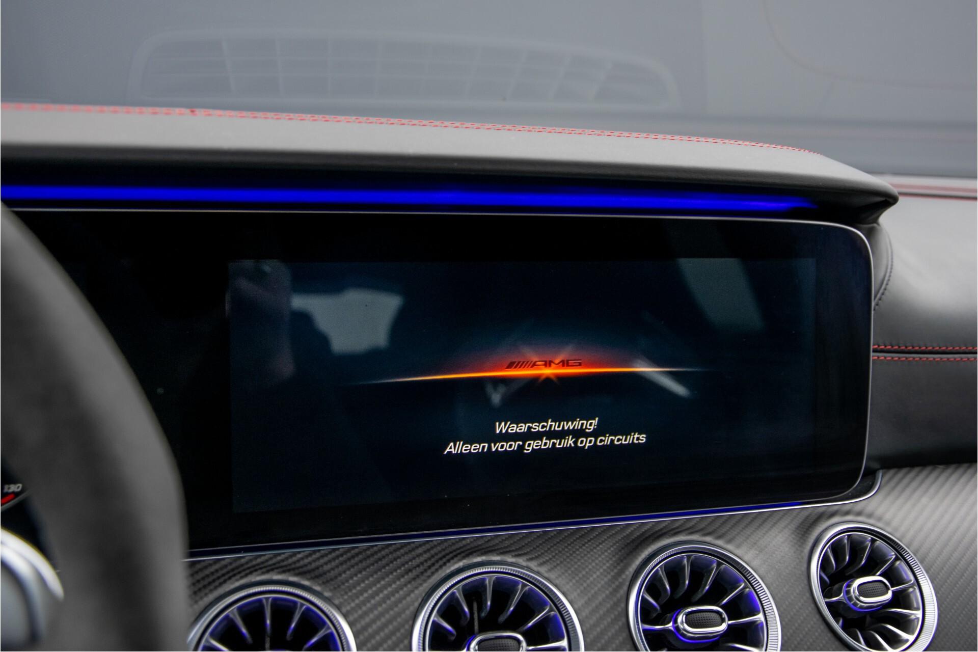Mercedes-Benz AMG GT 4-Door Coupe 63 S 4M+ Keramisch/Full Carbon/Aerodynamica/Burmester 3D/TV/Performance stoelen/Standkachel Aut9 Foto 31