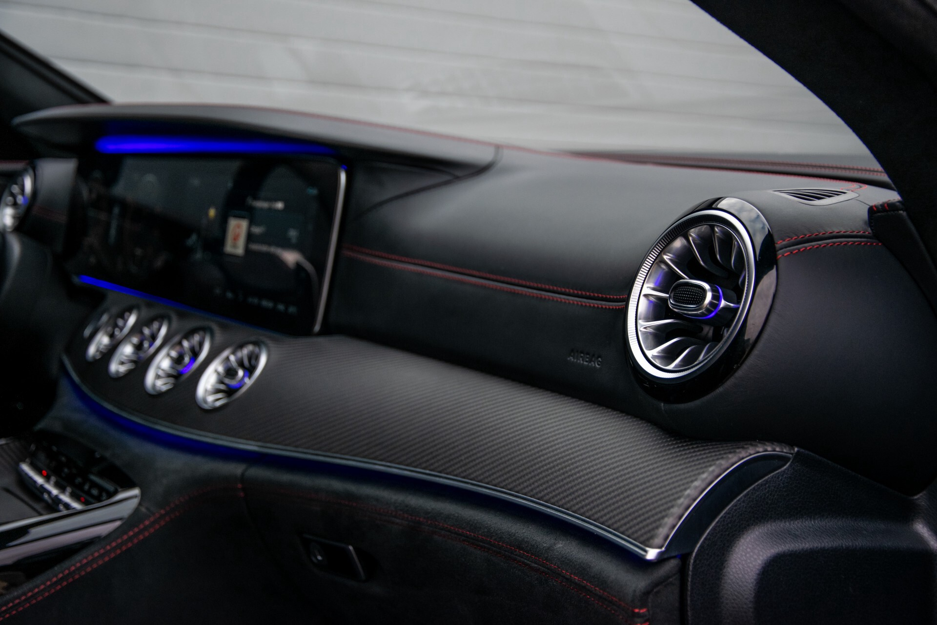 Mercedes-Benz AMG GT 4-Door Coupe 63 S 4M+ Keramisch/Full Carbon/Aerodynamica/Burmester 3D/TV/Performance stoelen/Standkachel Aut9 Foto 36