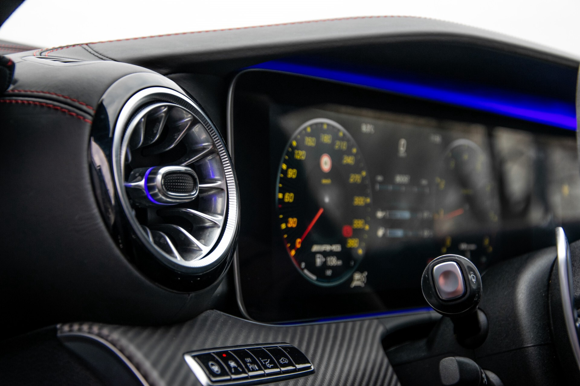 Mercedes-Benz AMG GT 4-Door Coupe 63 S 4M+ Keramisch/Full Carbon/Aerodynamica/Burmester 3D/TV/Performance stoelen/Standkachel Aut9 Foto 42
