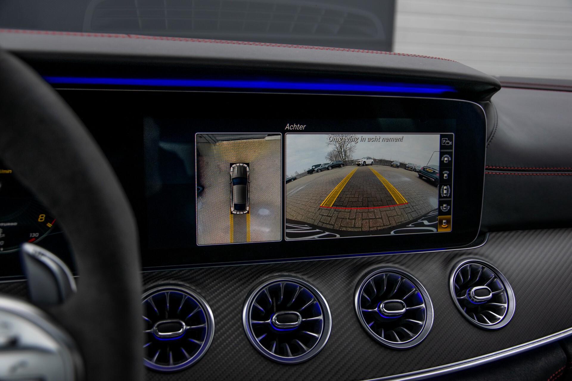 Mercedes-Benz AMG GT 4-Door Coupe 63 S 4M+ Keramisch/Full Carbon/Aerodynamica/Burmester 3D/TV/Performance stoelen/Standkachel Aut9 Foto 45