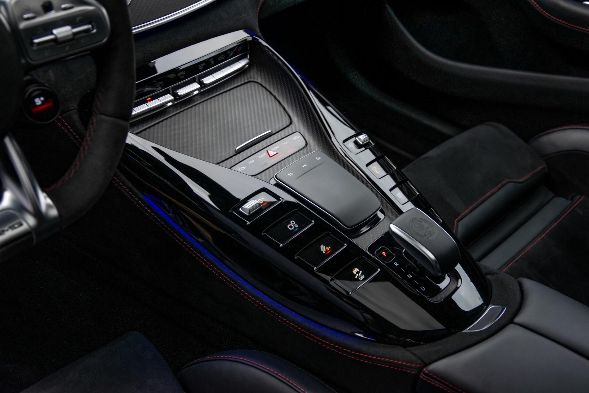 Mercedes-Benz AMG GT 4-Door Coupe 63 S 4M+ Keramisch/Full Carbon/Aerodynamica/Burmester 3D/TV/Performance stoelen/Standkachel Aut9 Foto 46