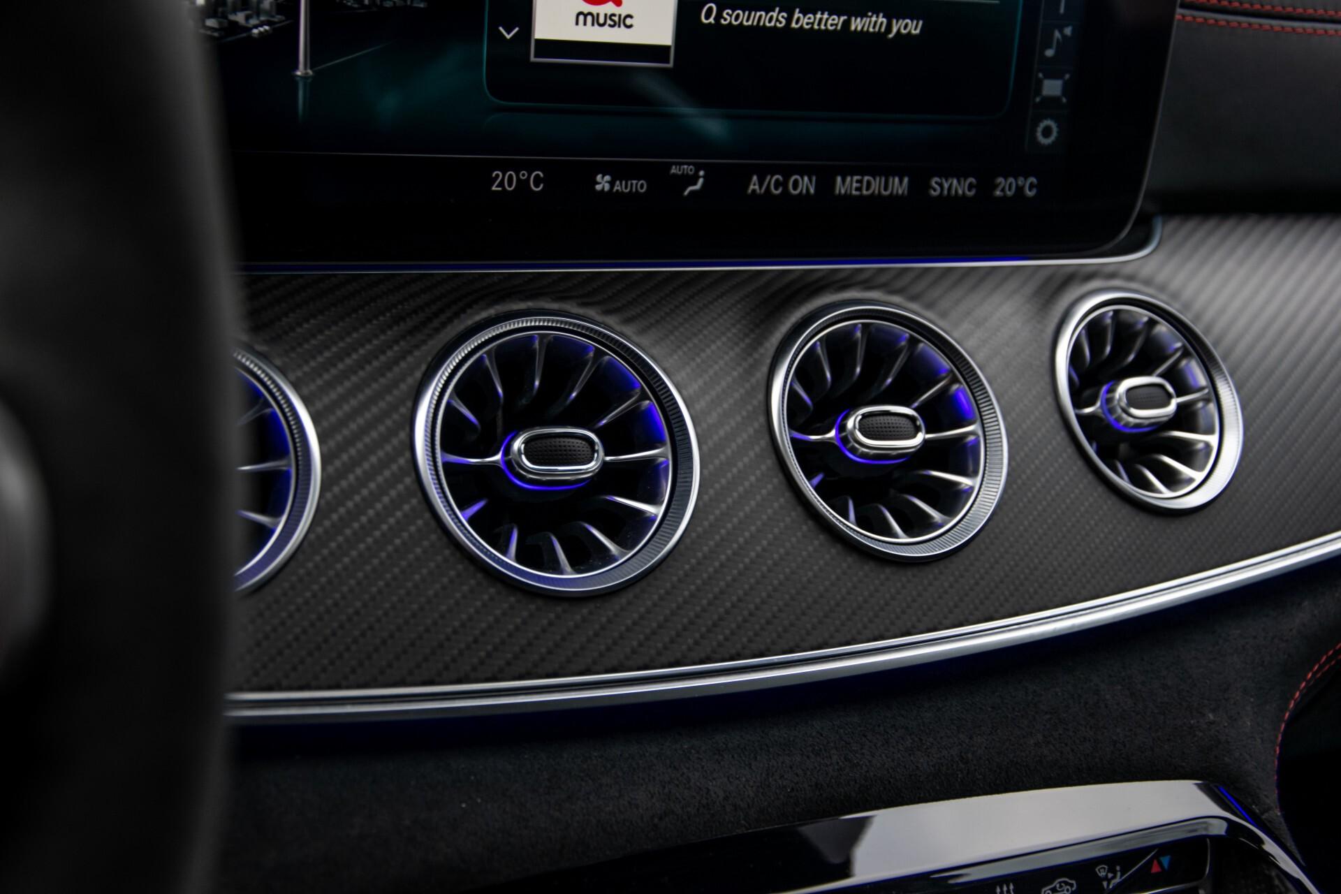 Mercedes-Benz AMG GT 4-Door Coupe 63 S 4M+ Keramisch/Full Carbon/Aerodynamica/Burmester 3D/TV/Performance stoelen/Standkachel Aut9 Foto 47
