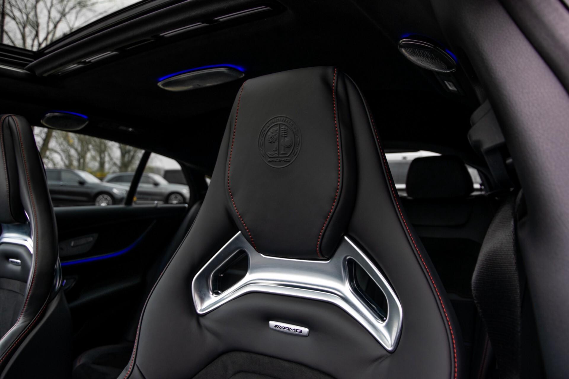 Mercedes-Benz AMG GT 4-Door Coupe 63 S 4M+ Keramisch/Full Carbon/Aerodynamica/Burmester 3D/TV/Performance stoelen/Standkachel Aut9 Foto 53