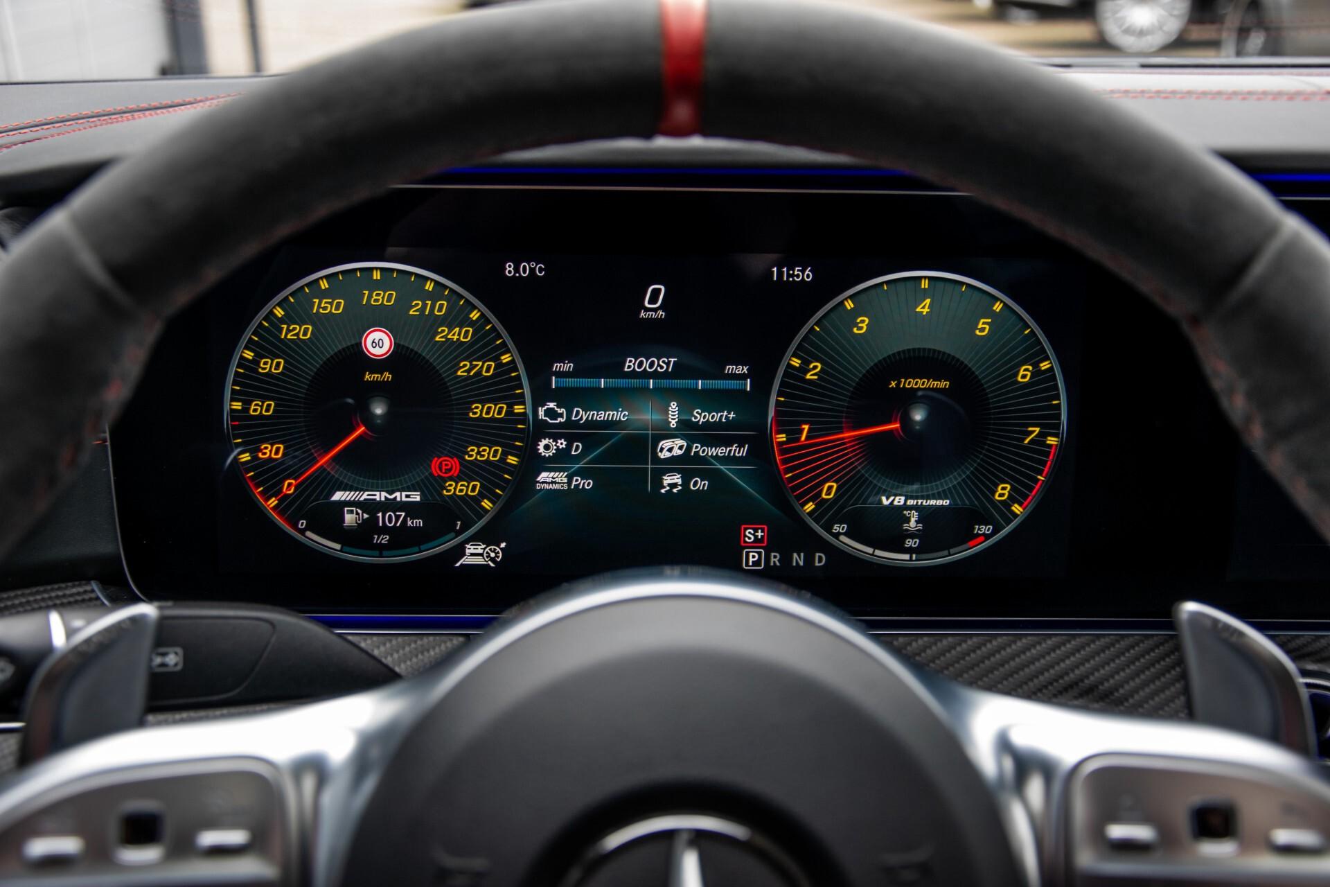 Mercedes-Benz AMG GT 4-Door Coupe 63 S 4M+ Keramisch/Full Carbon/Aerodynamica/Burmester 3D/TV/Performance stoelen/Standkachel Aut9 Foto 55
