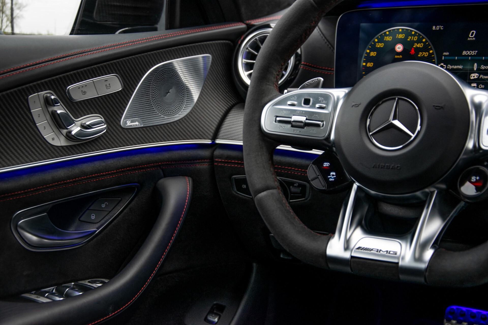 Mercedes-Benz AMG GT 4-Door Coupe 63 S 4M+ Keramisch/Full Carbon/Aerodynamica/Burmester 3D/TV/Performance stoelen/Standkachel Aut9 Foto 60