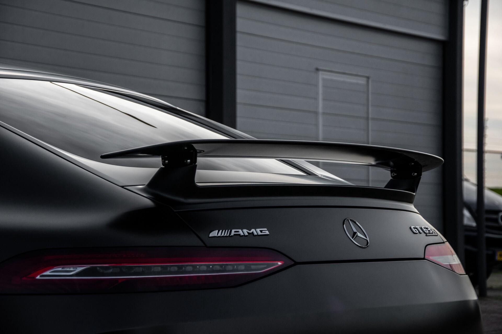 Mercedes-Benz AMG GT 4-Door Coupe 63 S 4M+ Keramisch/Full Carbon/Aerodynamica/Burmester 3D/TV/Performance stoelen/Standkachel Aut9 Foto 76