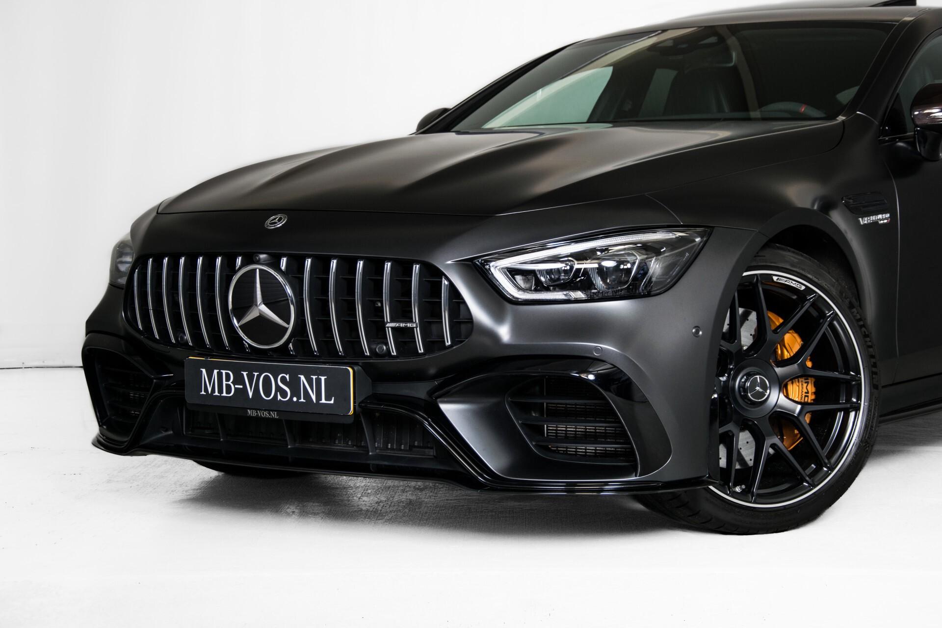 Mercedes-Benz AMG GT 4-Door Coupe 63 S 4M+ Keramisch/Full Carbon/Aerodynamica/Burmester 3D/TV/Performance stoelen/Standkachel Aut9 Foto 77