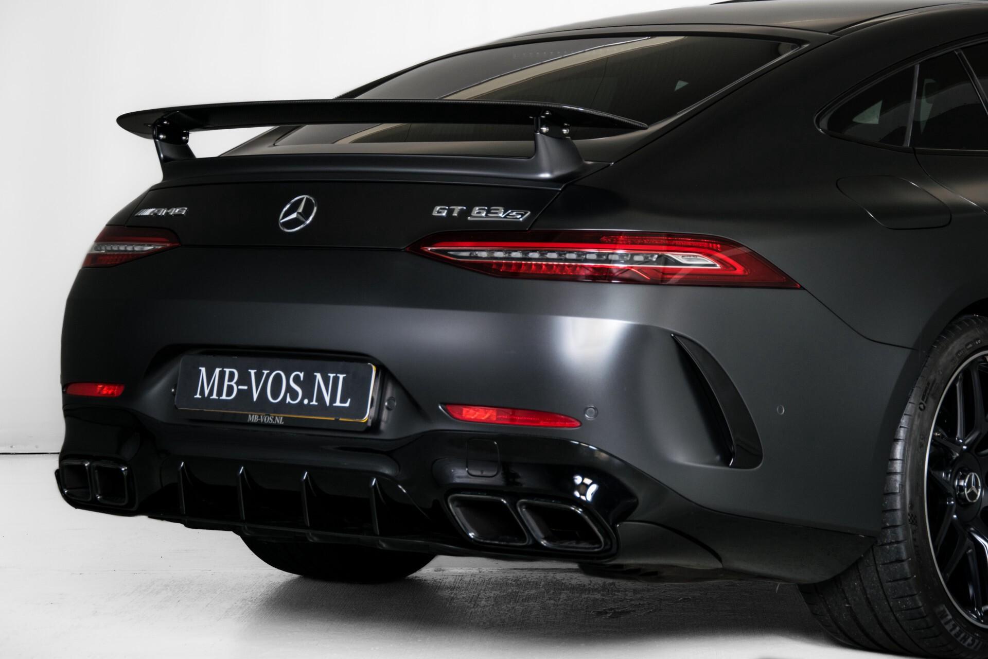 Mercedes-Benz AMG GT 4-Door Coupe 63 S 4M+ Keramisch/Full Carbon/Aerodynamica/Burmester 3D/TV/Performance stoelen/Standkachel Aut9 Foto 78