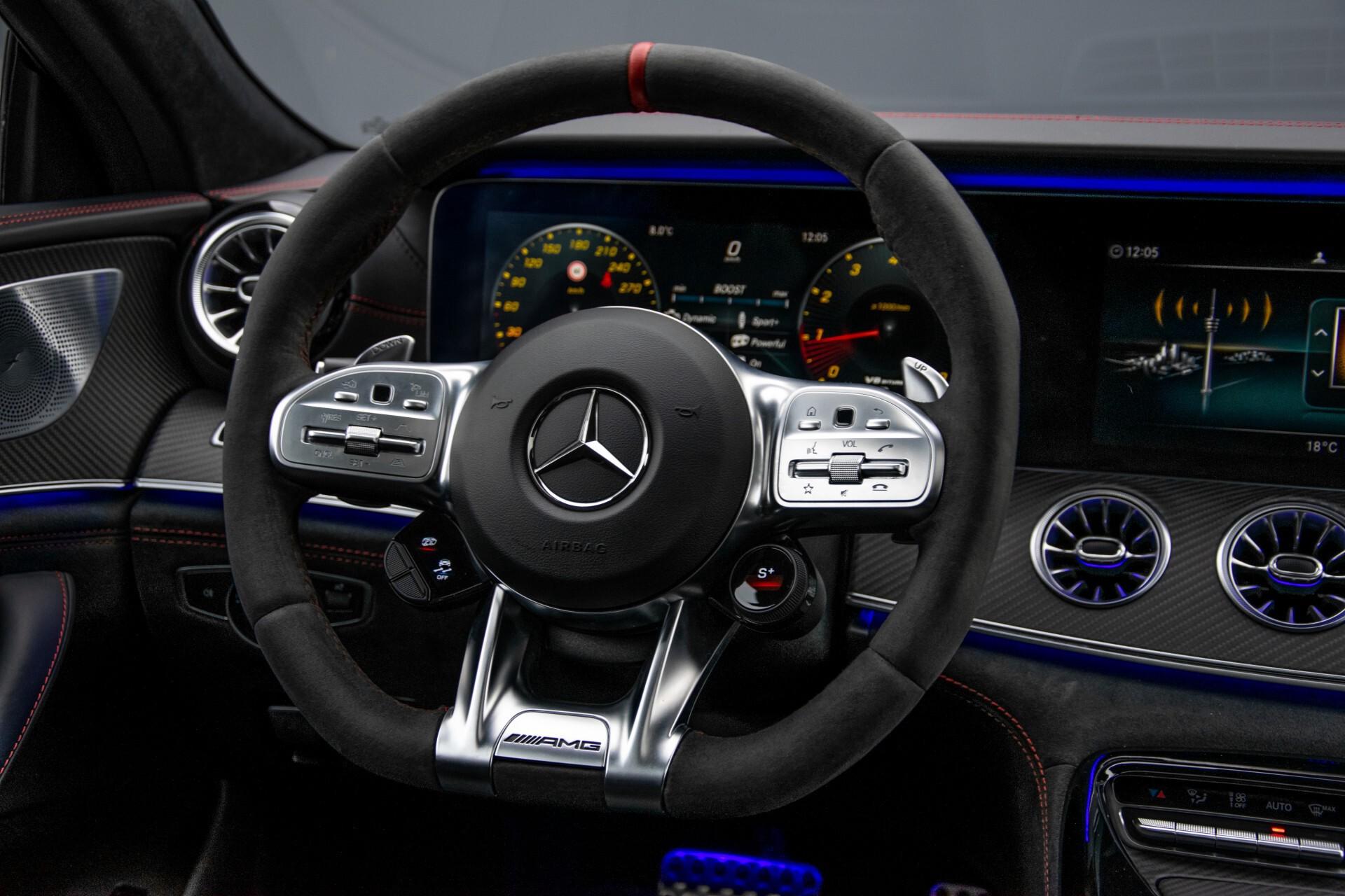 Mercedes-Benz AMG GT 4-Door Coupe 63 S 4M+ Keramisch/Full Carbon/Aerodynamica/Burmester 3D/TV/Performance stoelen/Standkachel Aut9 Foto 8