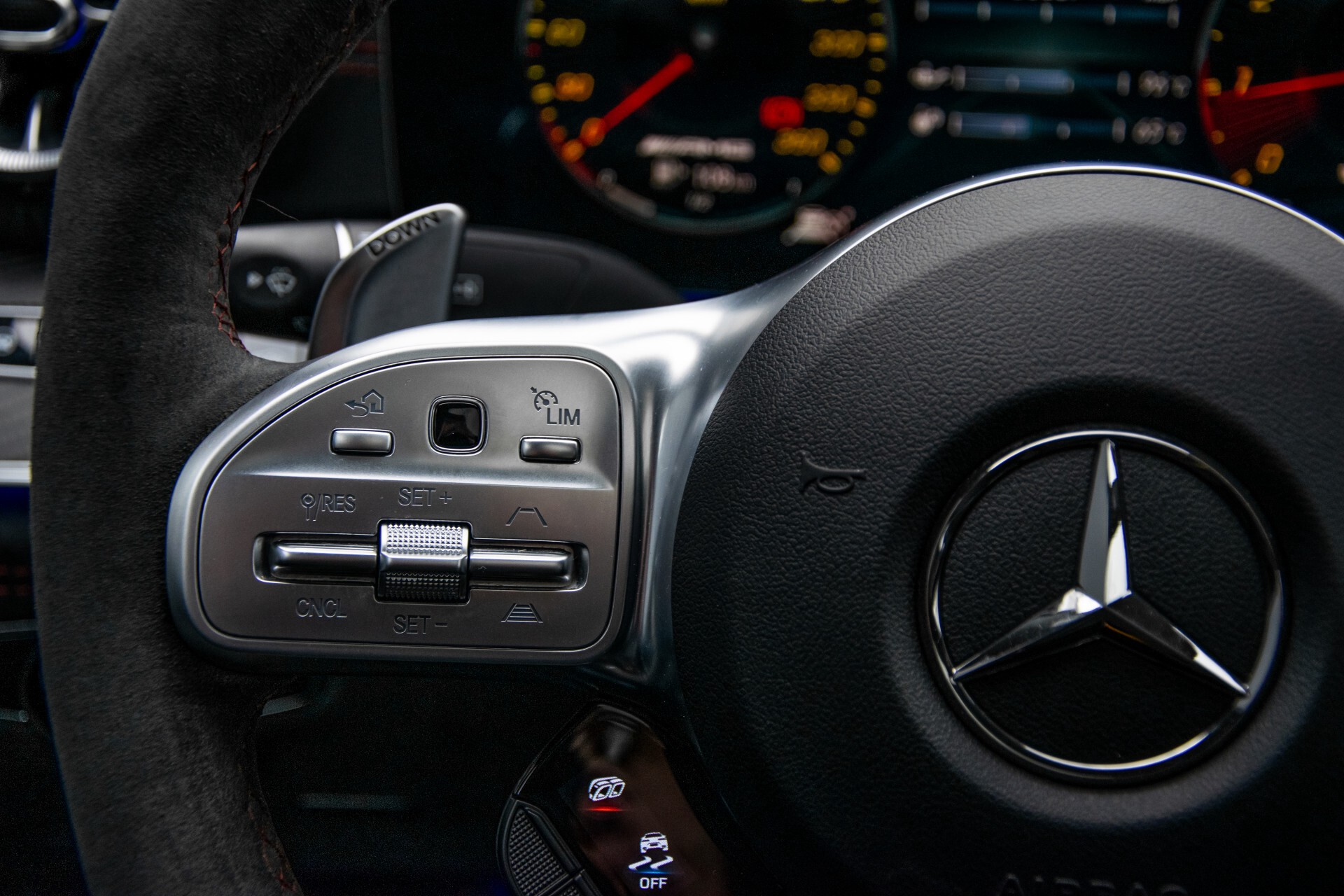 Mercedes-Benz AMG GT 4-Door Coupe 63 S 4M+ Keramisch/Full Carbon/Aerodynamica/Burmester 3D/TV/Performance stoelen/Standkachel Aut9 Foto 9