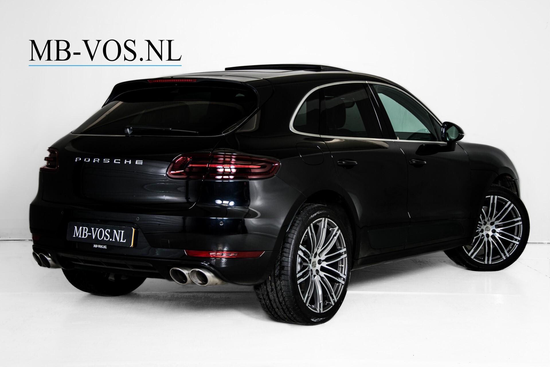 Porsche Macan 3.0 D S Luchtvering/Sport Design/Keyless/Panorama/ACC/Camera Aut Foto 2