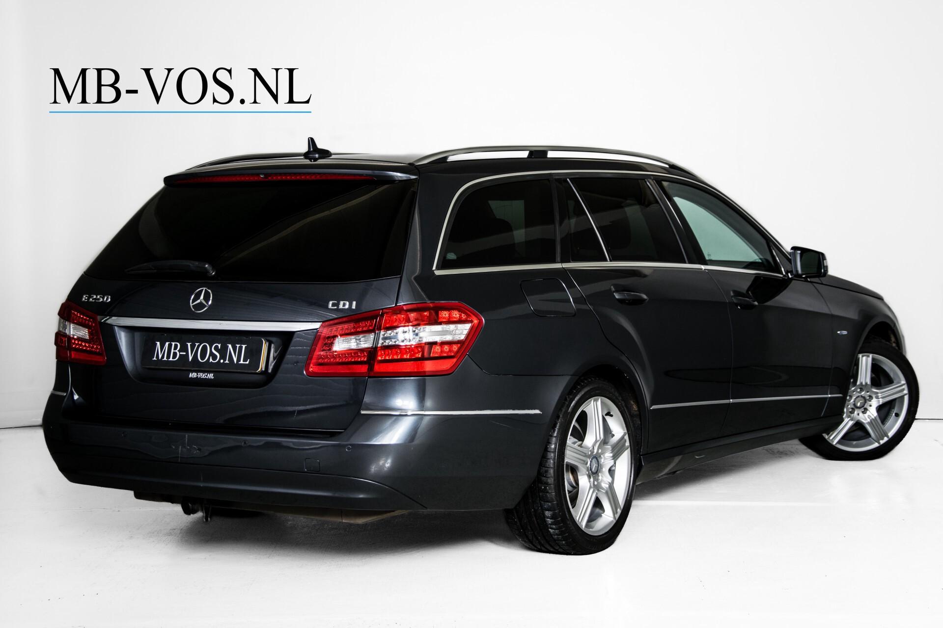 "Mercedes-Benz E-Klasse Estate 250 Cdi Avantgarde 18""/Afn-trekhaak/Privacyglas Aut7 Foto 2"