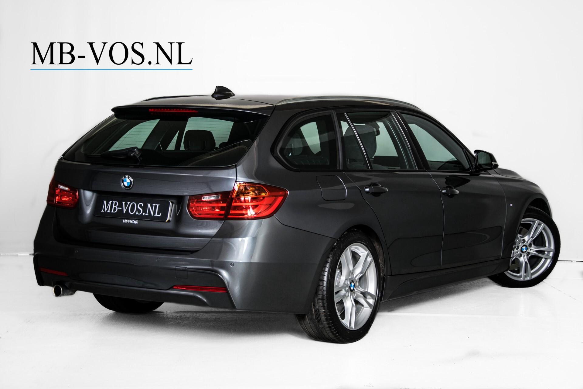 BMW 3 Serie Touring 316i M-Sportpakket Executive NL Auto/NAP Aut8 Foto 2