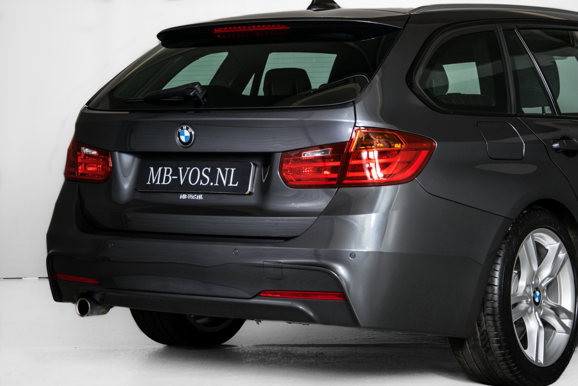 BMW 3 Serie Touring 316i M-Sportpakket Executive NL Auto/NAP Aut8 Foto 50