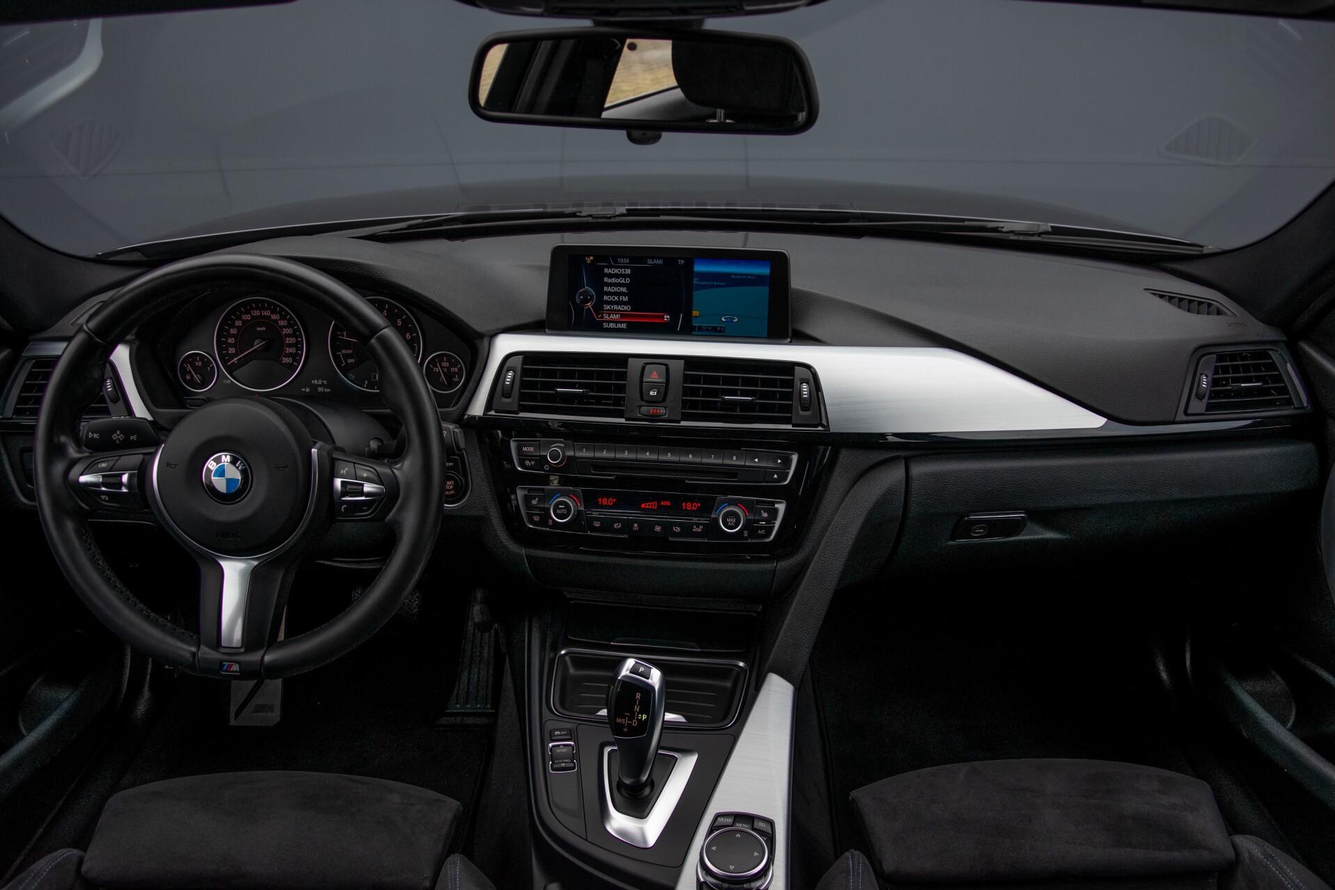 BMW 3 Serie Touring 316i M-Sportpakket Executive NL Auto/NAP Aut8 Foto 8