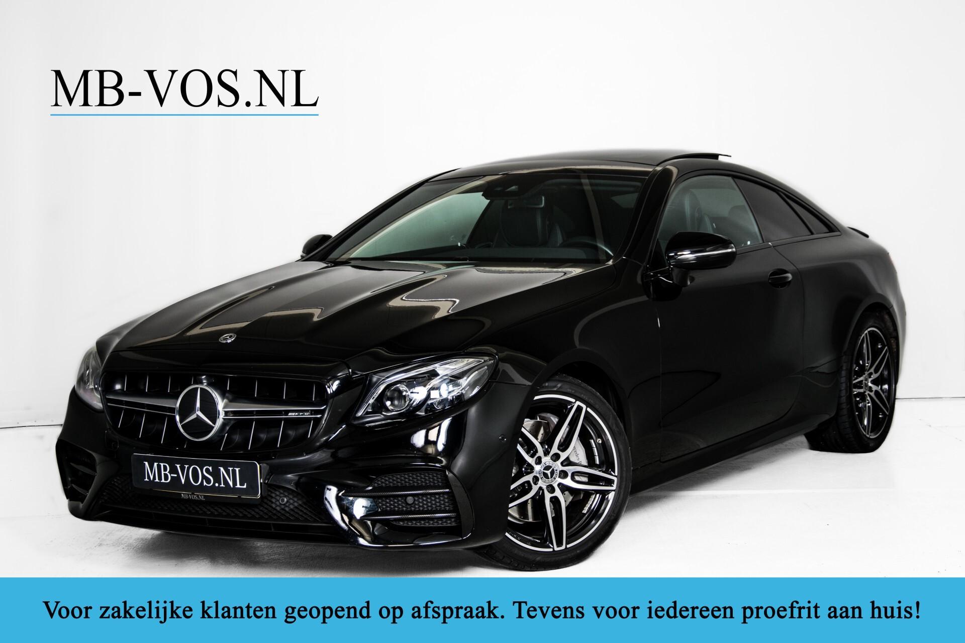 Mercedes-Benz E-Klasse Coupé 200 AMG Panorama/Night/Carbon/Premium/Widescreen/ILS Aut9 Foto 1