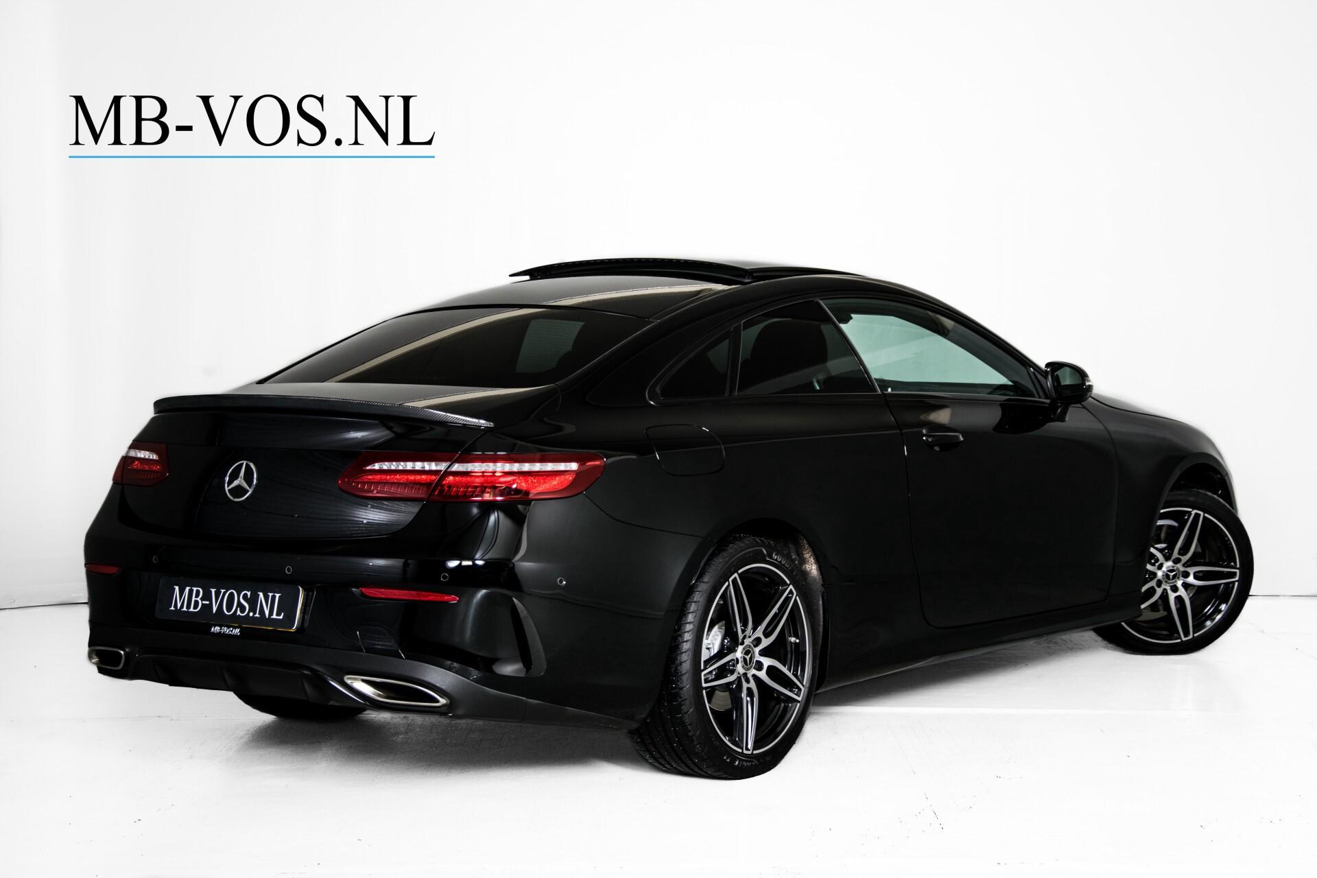 Mercedes-Benz E-Klasse Coupé 200 AMG Panorama/Night/Carbon/Premium/Widescreen/ILS Aut9 Foto 2
