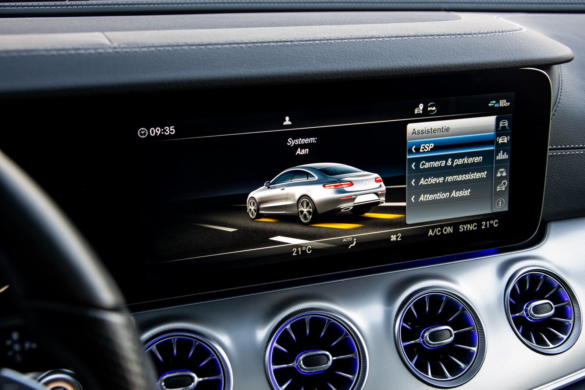 Mercedes-Benz E-Klasse Coupé 200 AMG Panorama/Night/Carbon/Premium/Widescreen/ILS Aut9 Foto 24