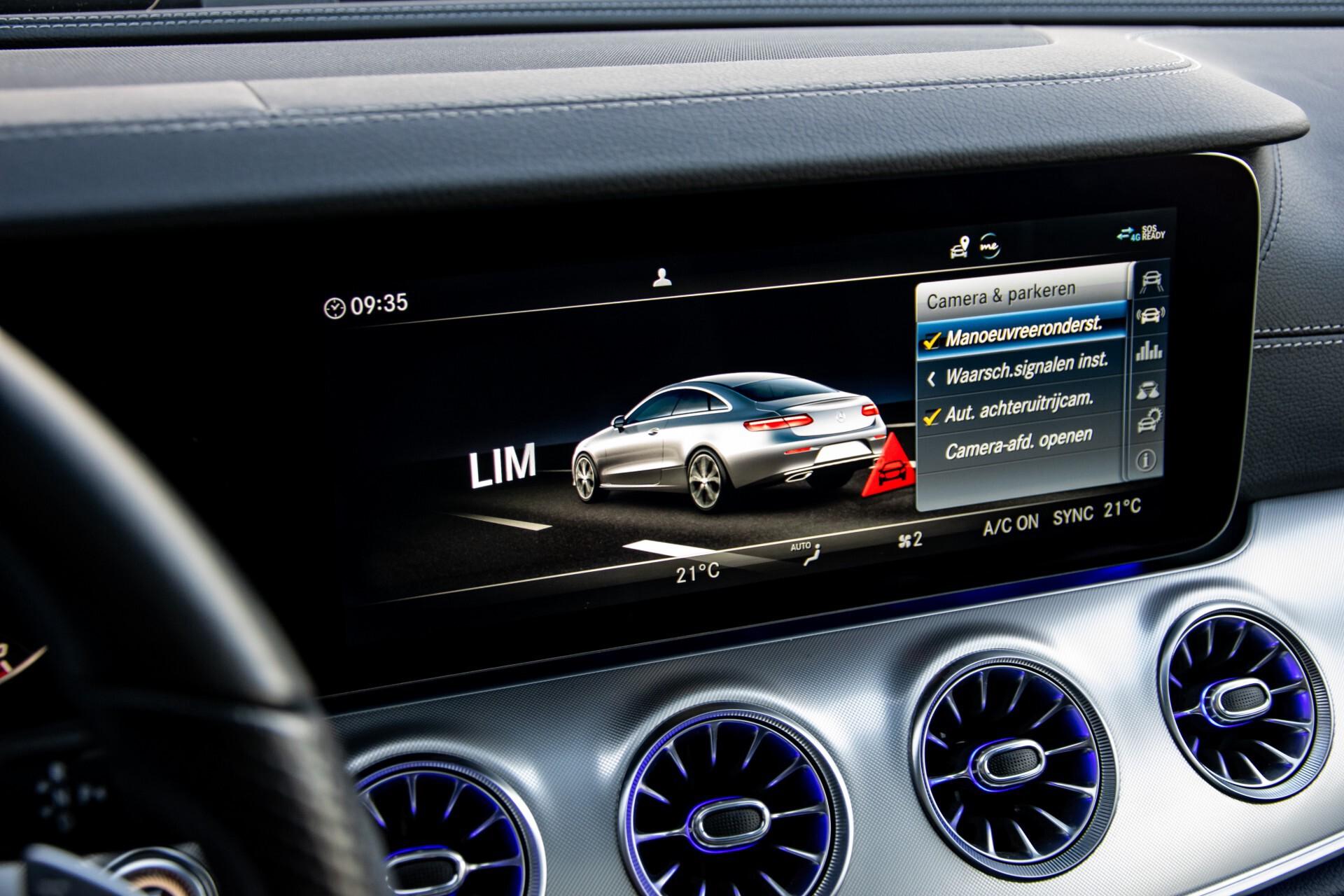 Mercedes-Benz E-Klasse Coupé 200 AMG Panorama/Night/Carbon/Premium/Widescreen/ILS Aut9 Foto 26