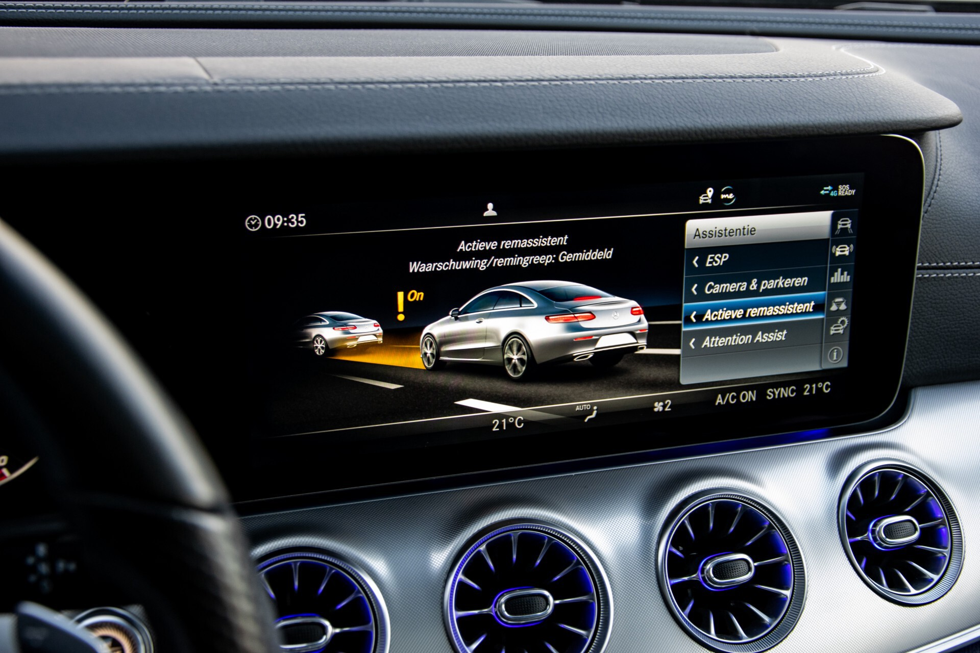Mercedes-Benz E-Klasse Coupé 200 AMG Panorama/Night/Carbon/Premium/Widescreen/ILS Aut9 Foto 28
