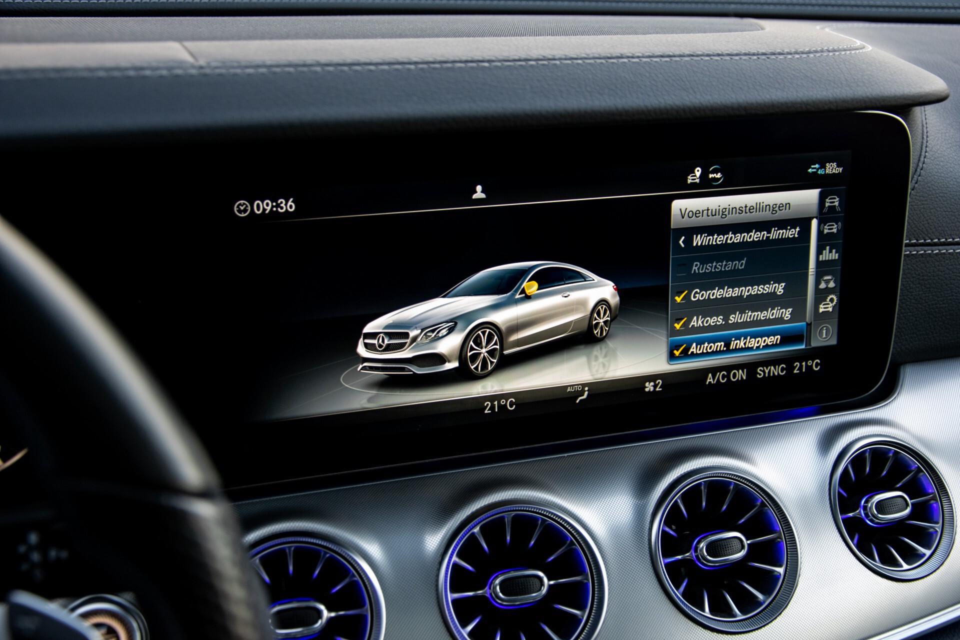 Mercedes-Benz E-Klasse Coupé 200 AMG Panorama/Night/Carbon/Premium/Widescreen/ILS Aut9 Foto 32