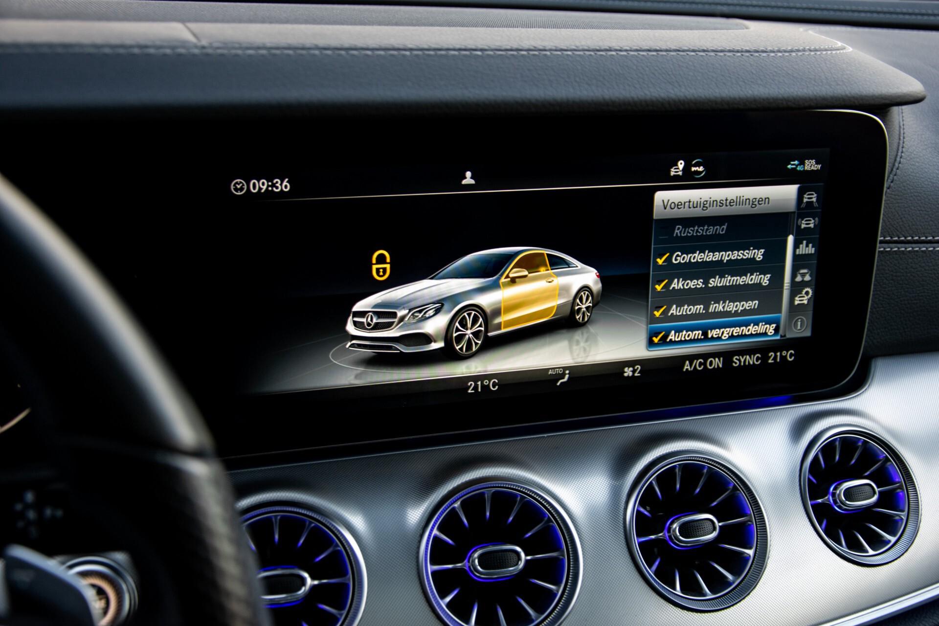 Mercedes-Benz E-Klasse Coupé 200 AMG Panorama/Night/Carbon/Premium/Widescreen/ILS Aut9 Foto 34