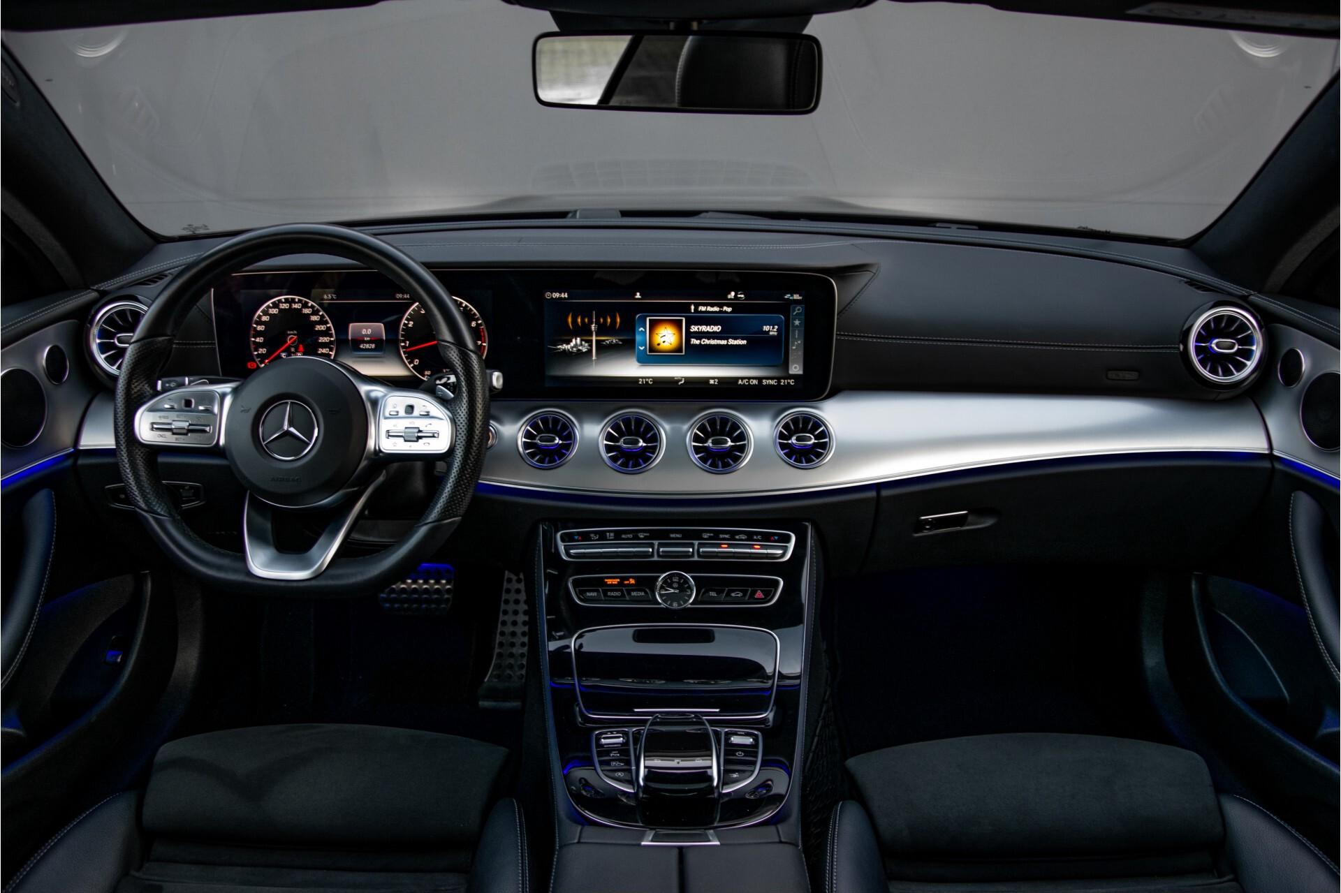 Mercedes-Benz E-Klasse Coupé 200 AMG Panorama/Night/Carbon/Premium/Widescreen/ILS Aut9 Foto 6