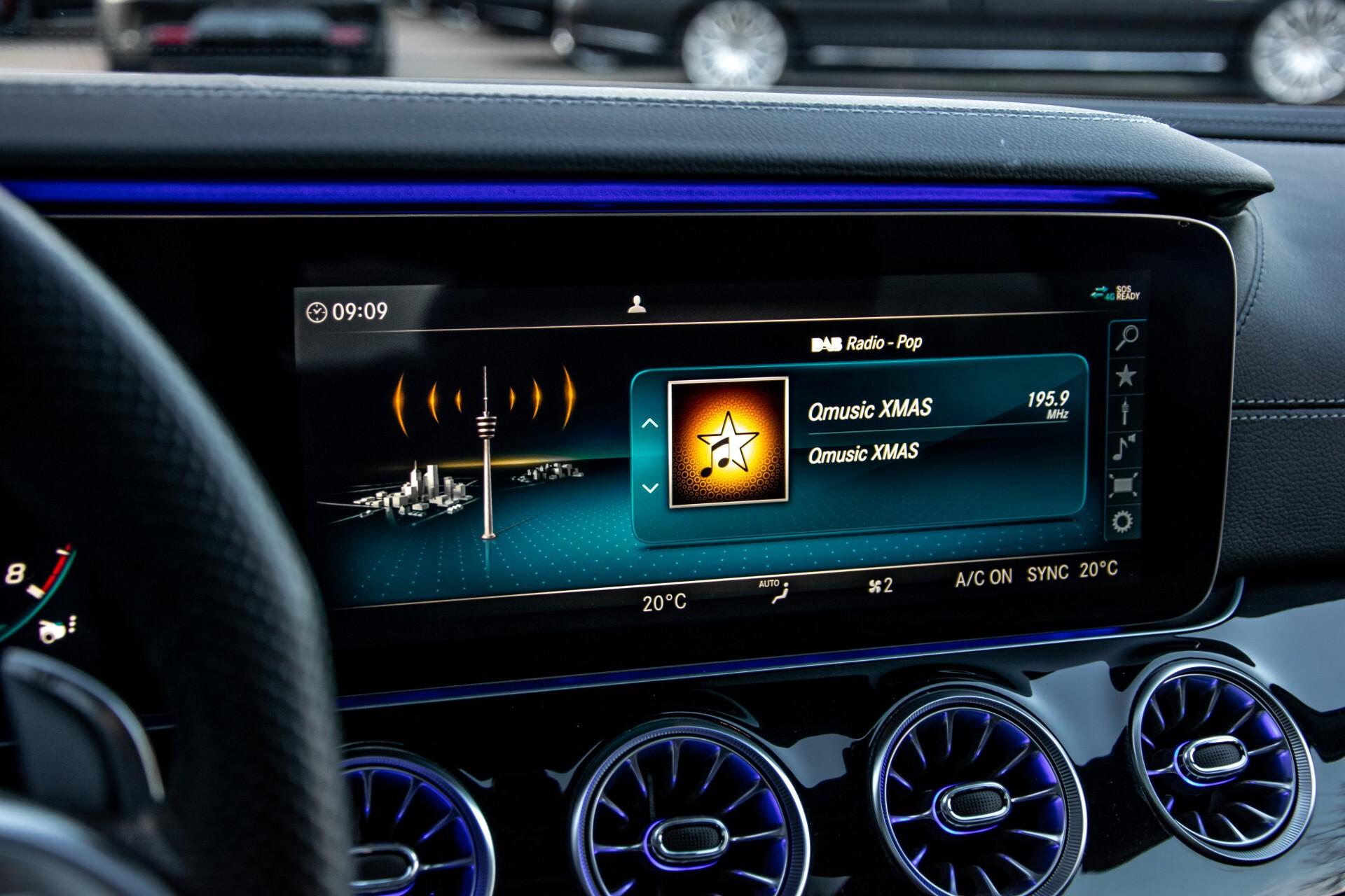 """Mercedes-Benz AMG GT 4-Door Coupe 43 4M+ 21""""/Performance Uitlaat/Massage/Rij-assist/Keyless/Burmester/5-persoons Aut9 Foto 16"""