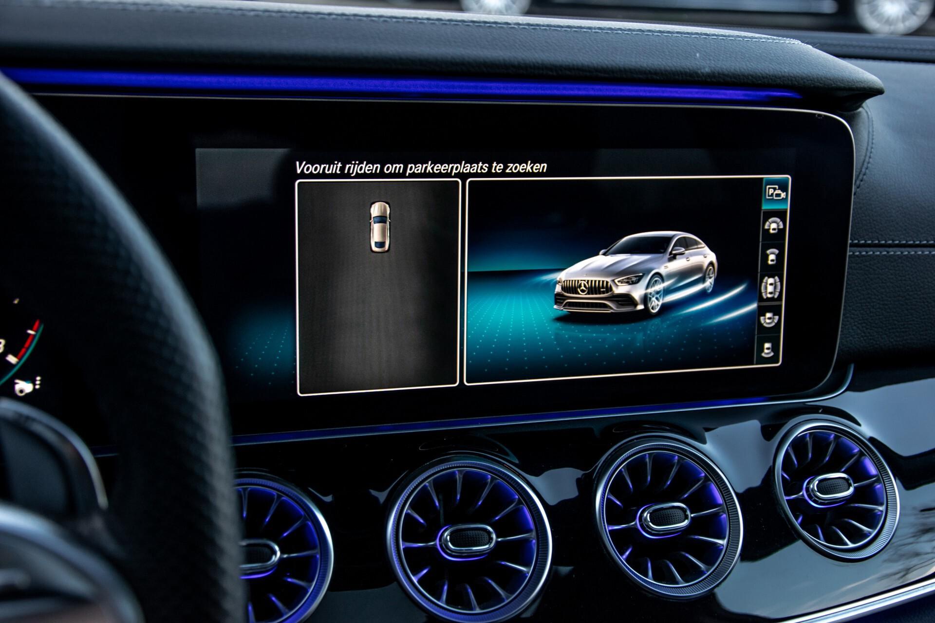 """Mercedes-Benz AMG GT 4-Door Coupe 43 4M+ 21""""/Performance Uitlaat/Massage/Rij-assist/Keyless/Burmester/5-persoons Aut9 Foto 20"""