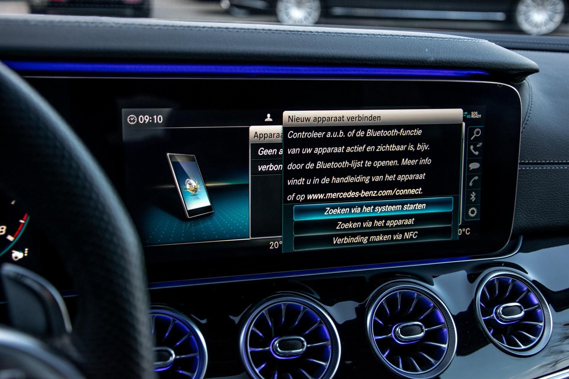 """Mercedes-Benz AMG GT 4-Door Coupe 43 4M+ 21""""/Performance Uitlaat/Massage/Rij-assist/Keyless/Burmester/5-persoons Aut9 Foto 24"""