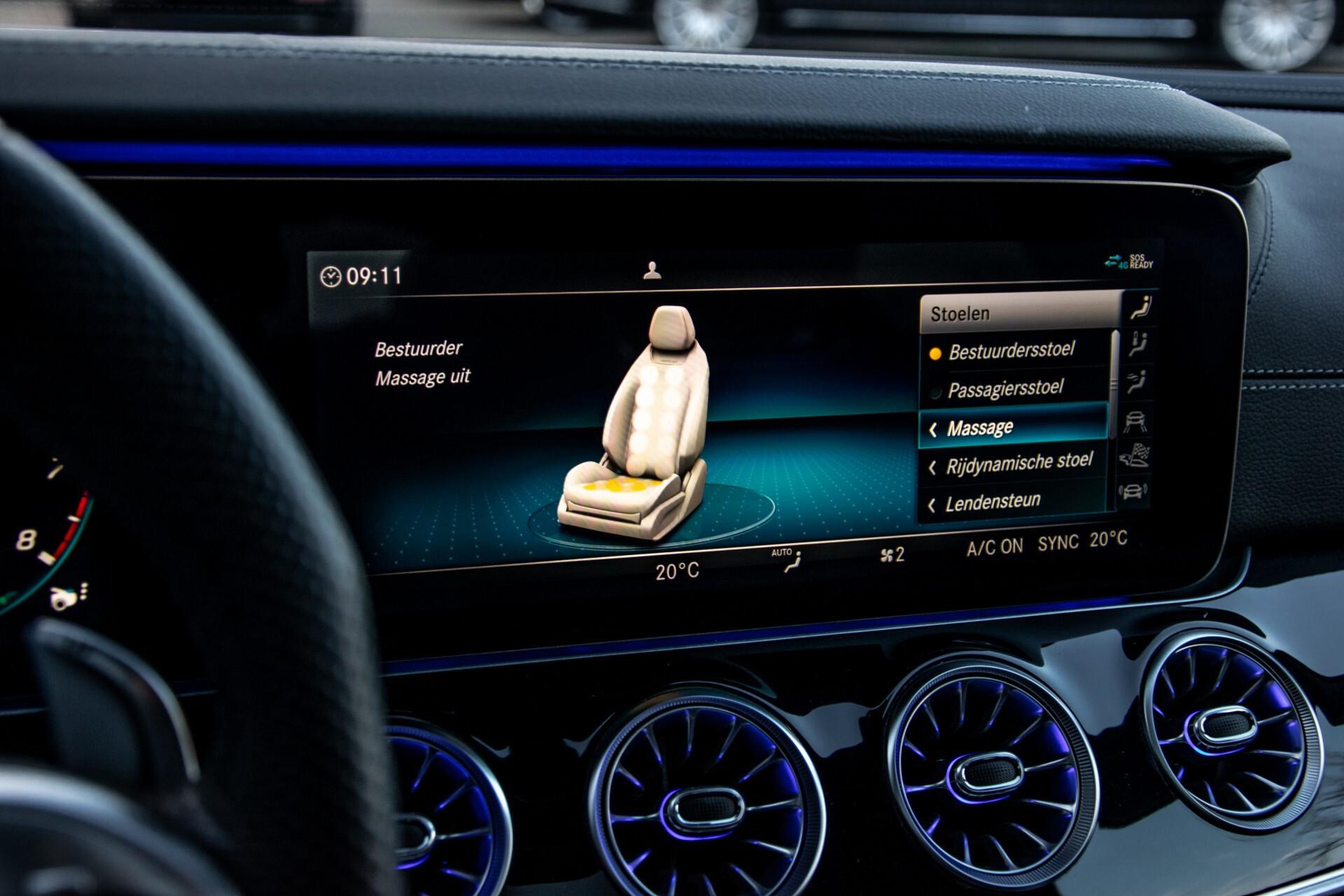 """Mercedes-Benz AMG GT 4-Door Coupe 43 4M+ 21""""/Performance Uitlaat/Massage/Rij-assist/Keyless/Burmester/5-persoons Aut9 Foto 26"""