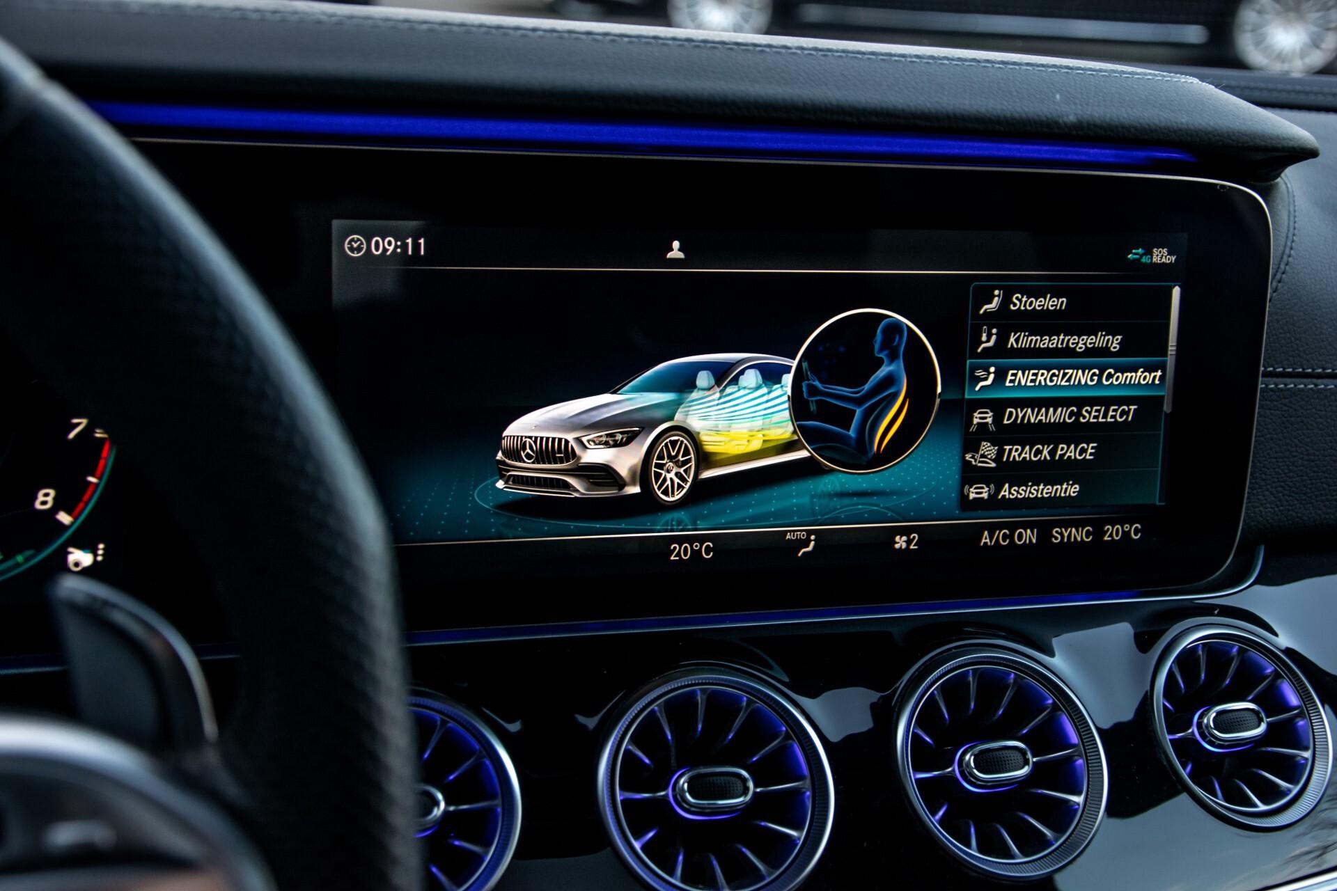"""Mercedes-Benz AMG GT 4-Door Coupe 43 4M+ 21""""/Performance Uitlaat/Massage/Rij-assist/Keyless/Burmester/5-persoons Aut9 Foto 28"""