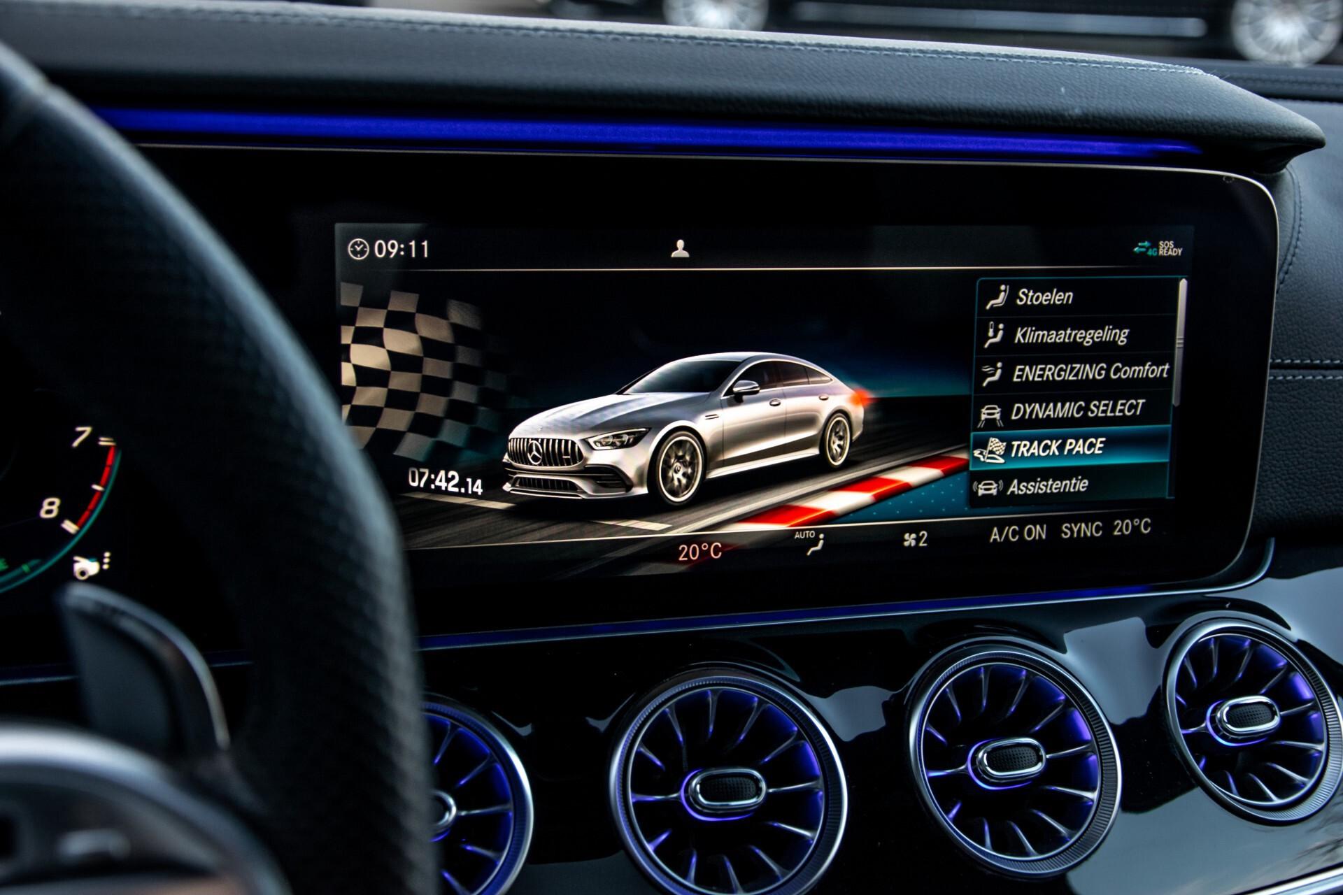 """Mercedes-Benz AMG GT 4-Door Coupe 43 4M+ 21""""/Performance Uitlaat/Massage/Rij-assist/Keyless/Burmester/5-persoons Aut9 Foto 30"""