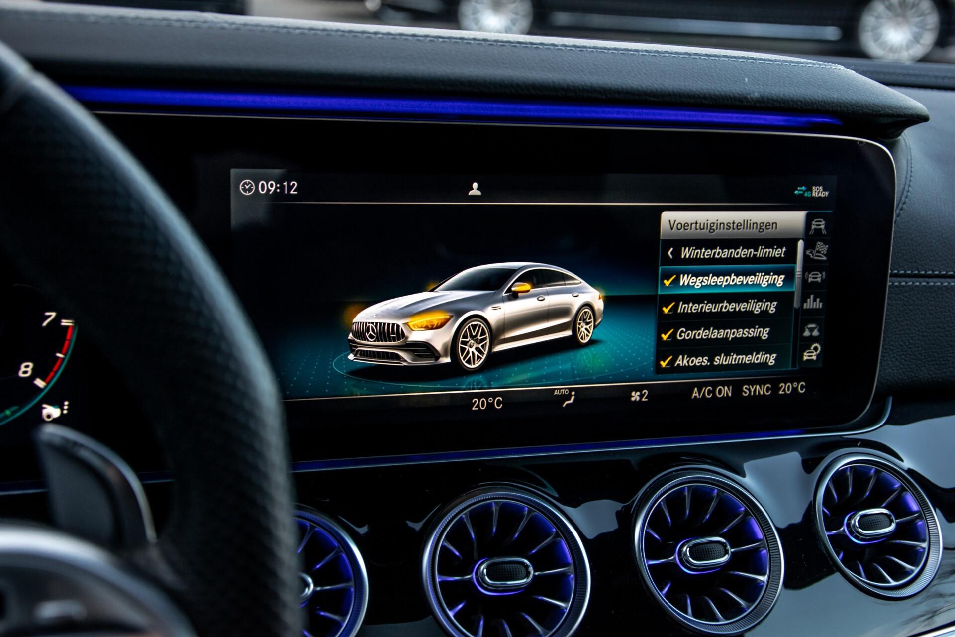 """Mercedes-Benz AMG GT 4-Door Coupe 43 4M+ 21""""/Performance Uitlaat/Massage/Rij-assist/Keyless/Burmester/5-persoons Aut9 Foto 38"""